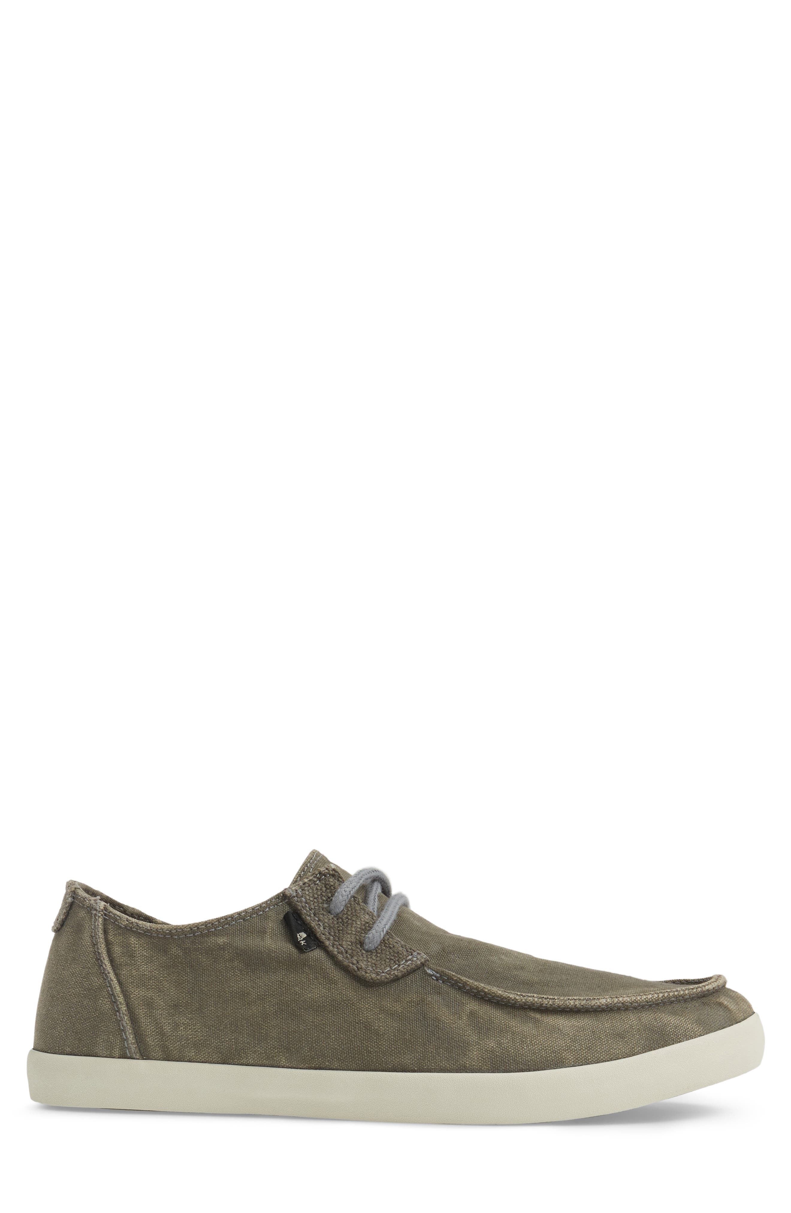 Numami Sneaker,                             Alternate thumbnail 3, color,                             Washed Grey Canvas