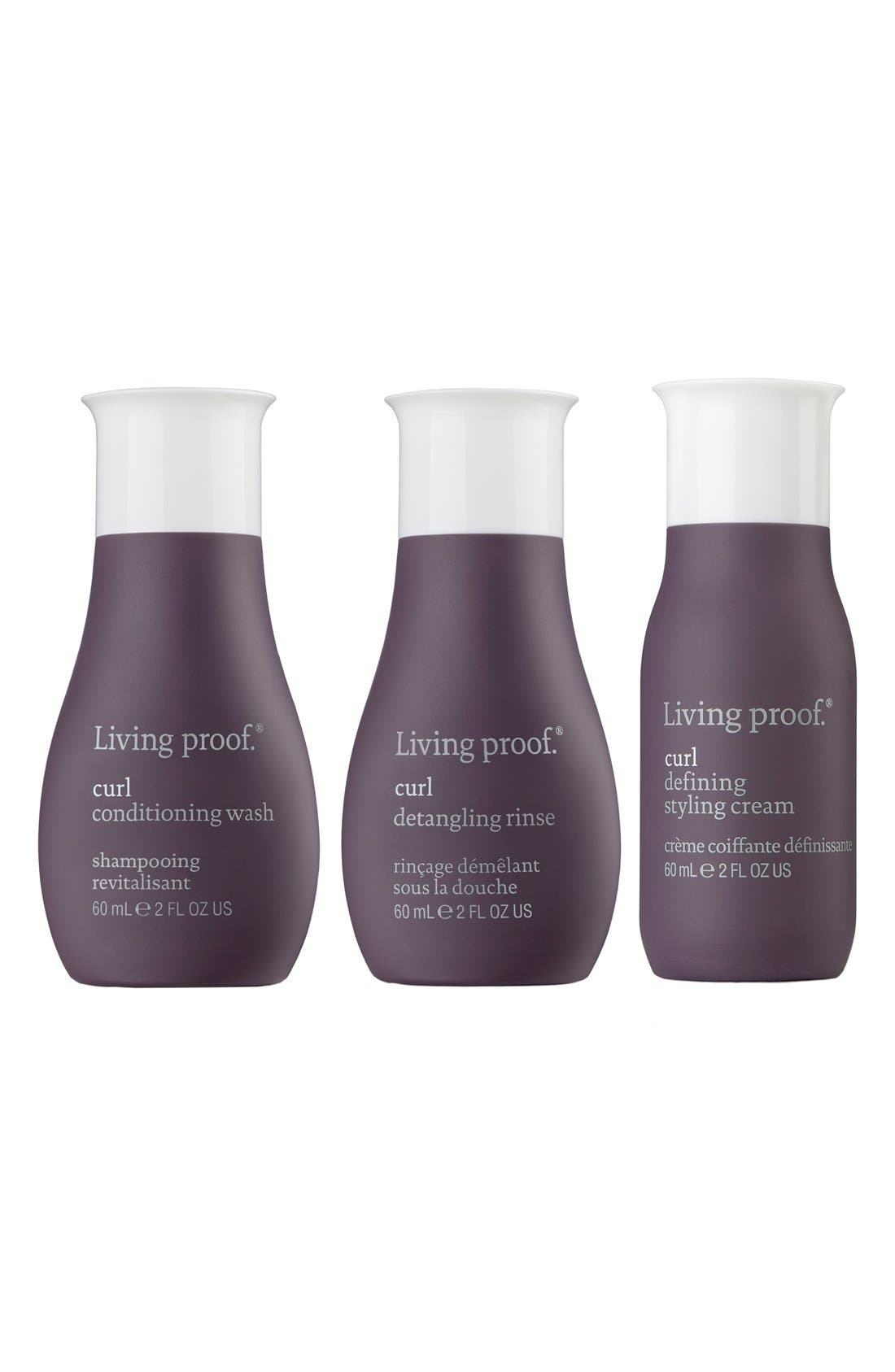 Living proof® Curl Travel Kit