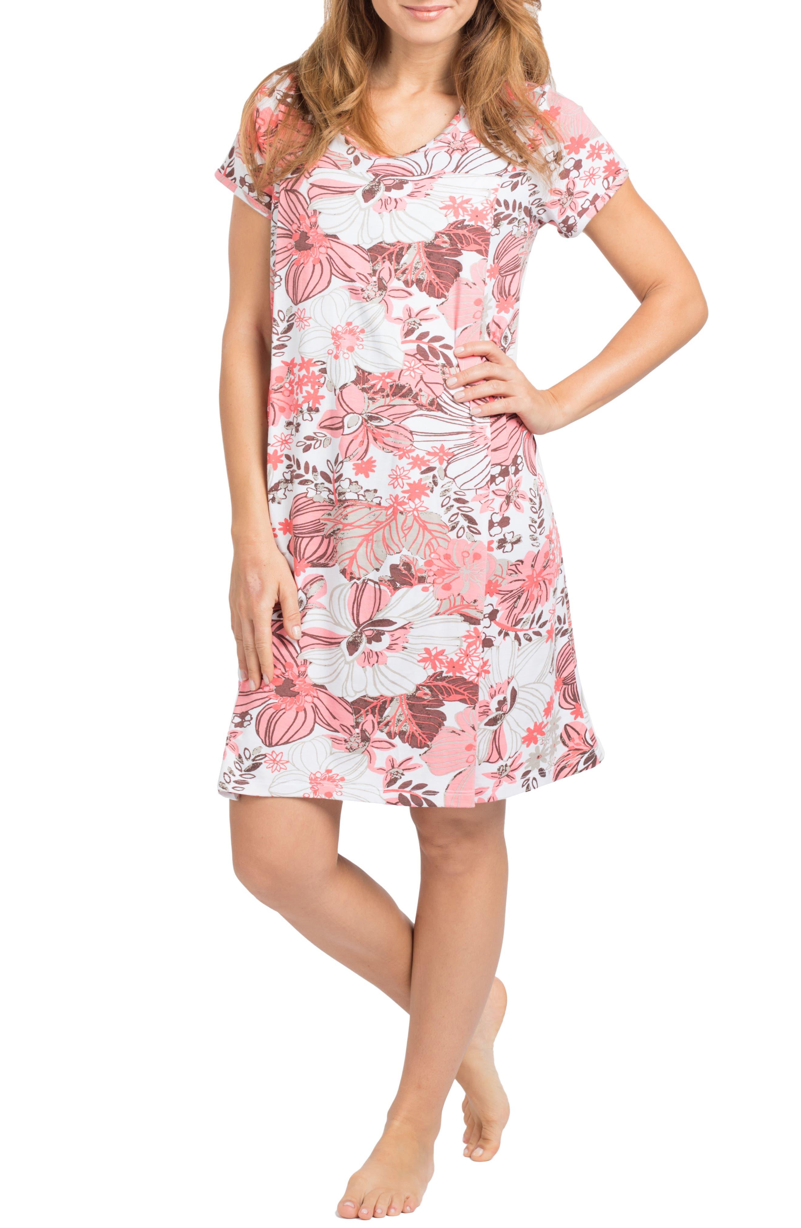 Savi Mom Boston Maternity/Nursing Nightgown