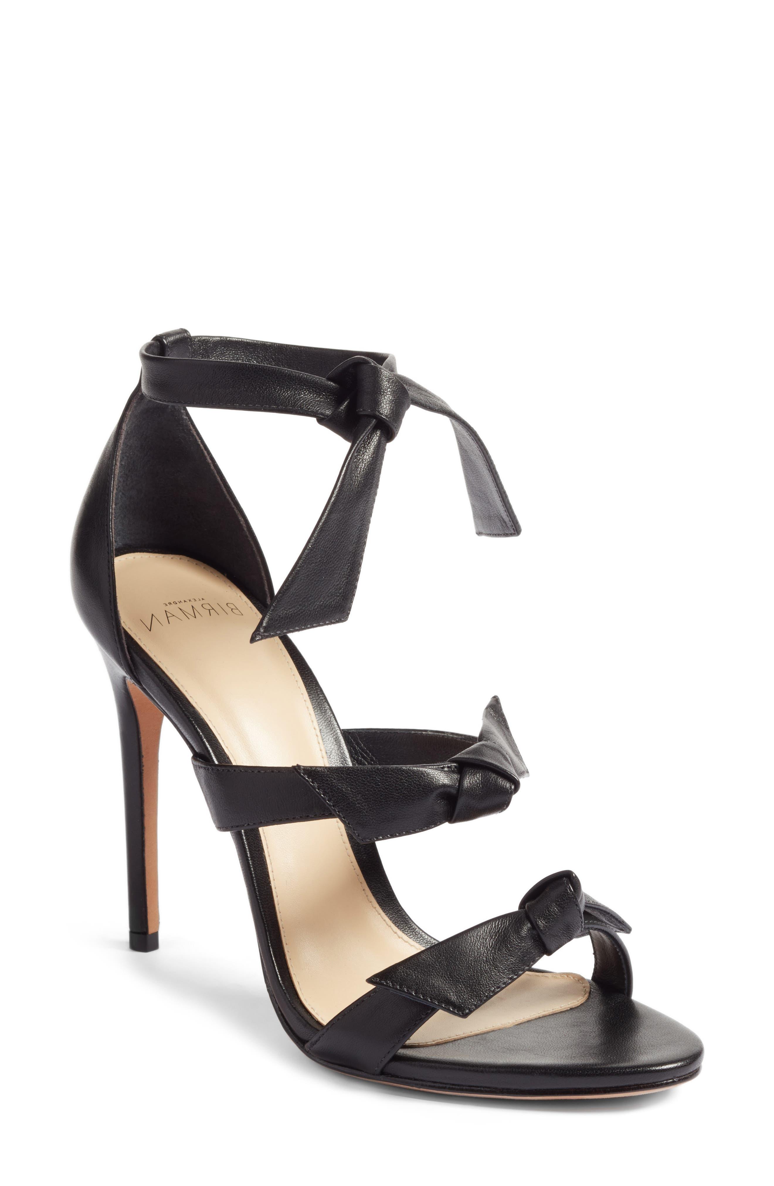 Lolita Sandal,                         Main,                         color, Black