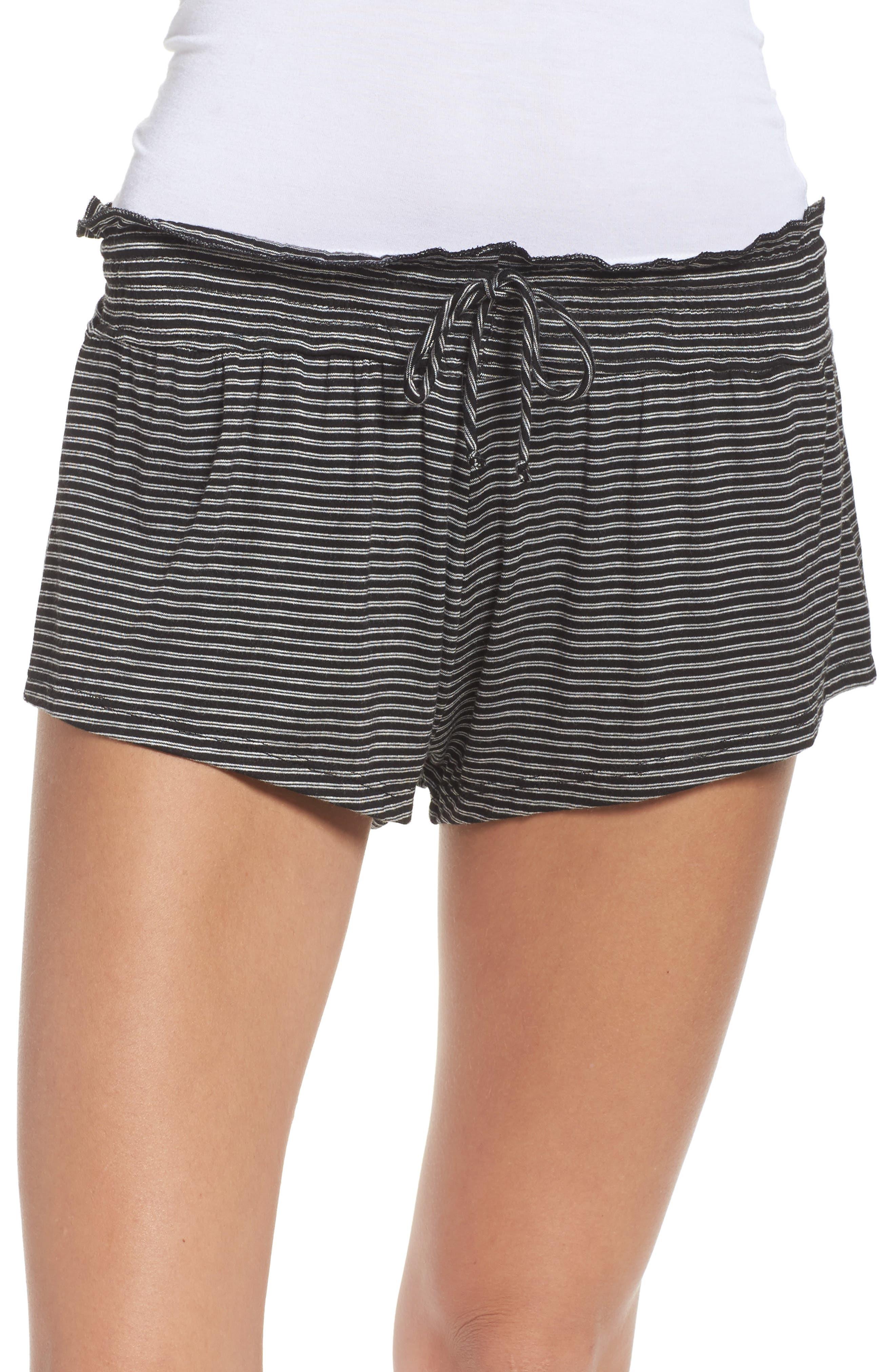 OLYMPIA THEODORA Dallas Lounge Shorts