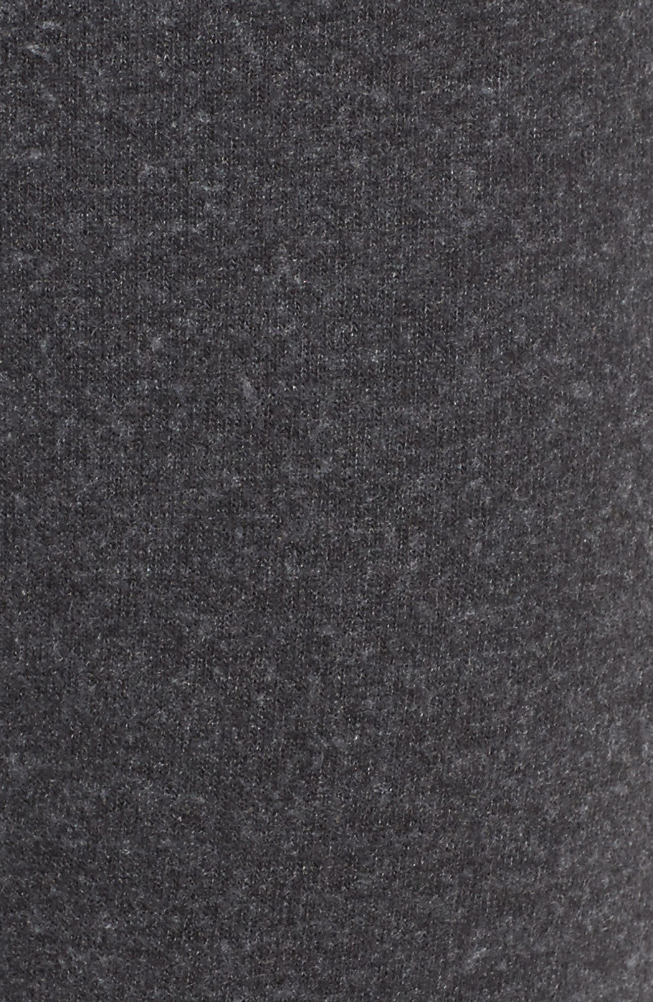Love Lounge Jogger Pants,                             Alternate thumbnail 7, color,                             Black