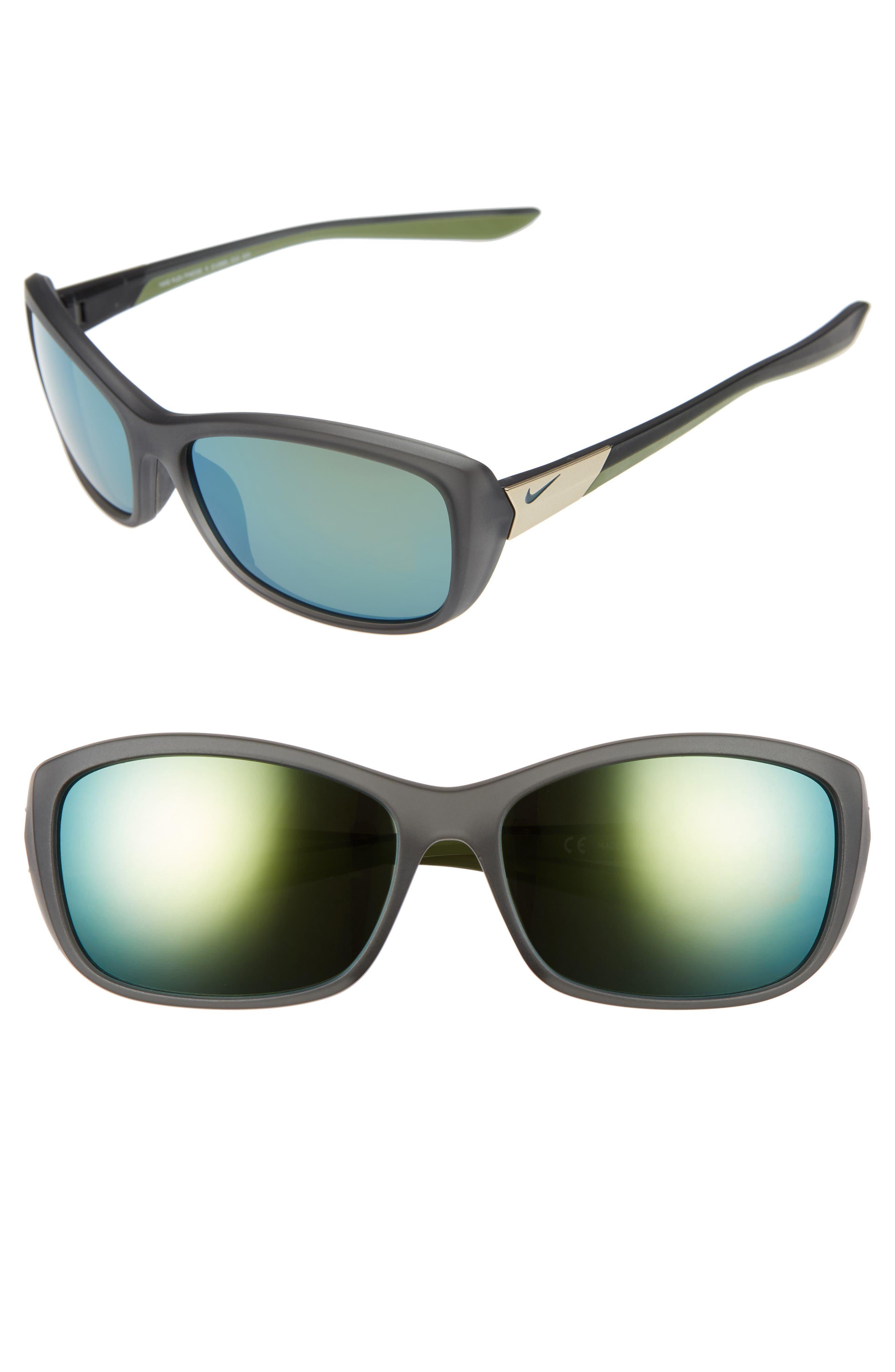 Nike Flex Finesse 58mm Sunglasses