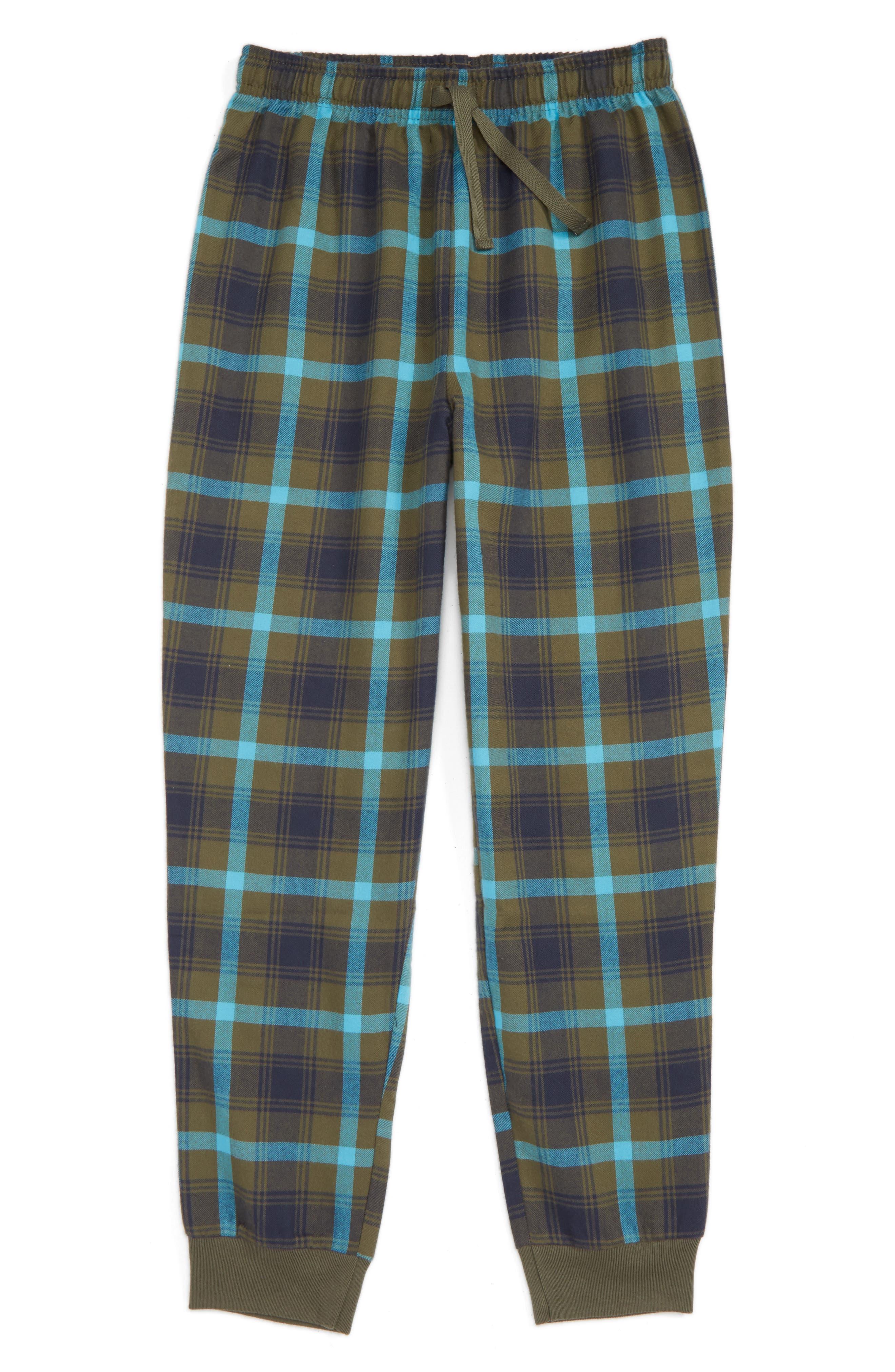 Tucker + Tate Flannel Jogger Pants (Little Boys & Big Boys)