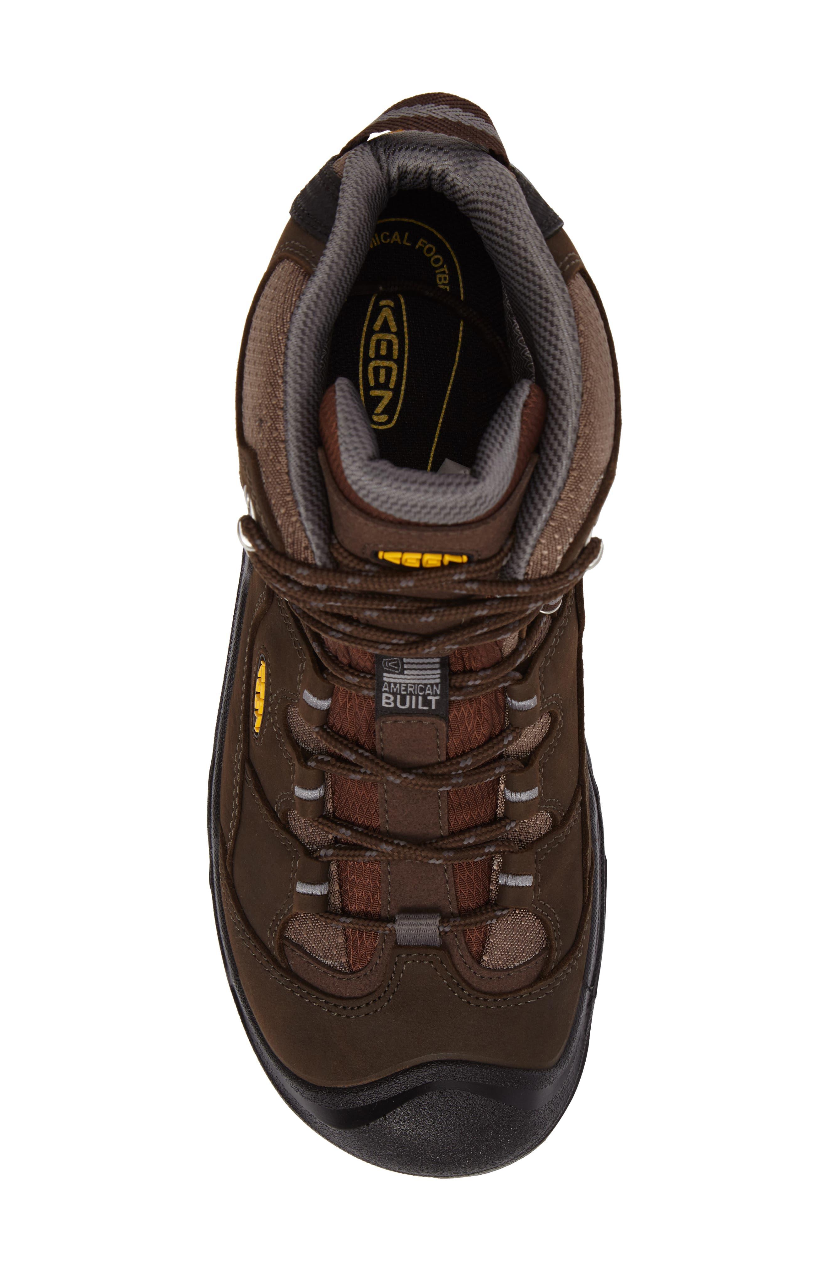 Alternate Image 5  - Keen Durand Mid Waterproof Hiking Boot (Men)