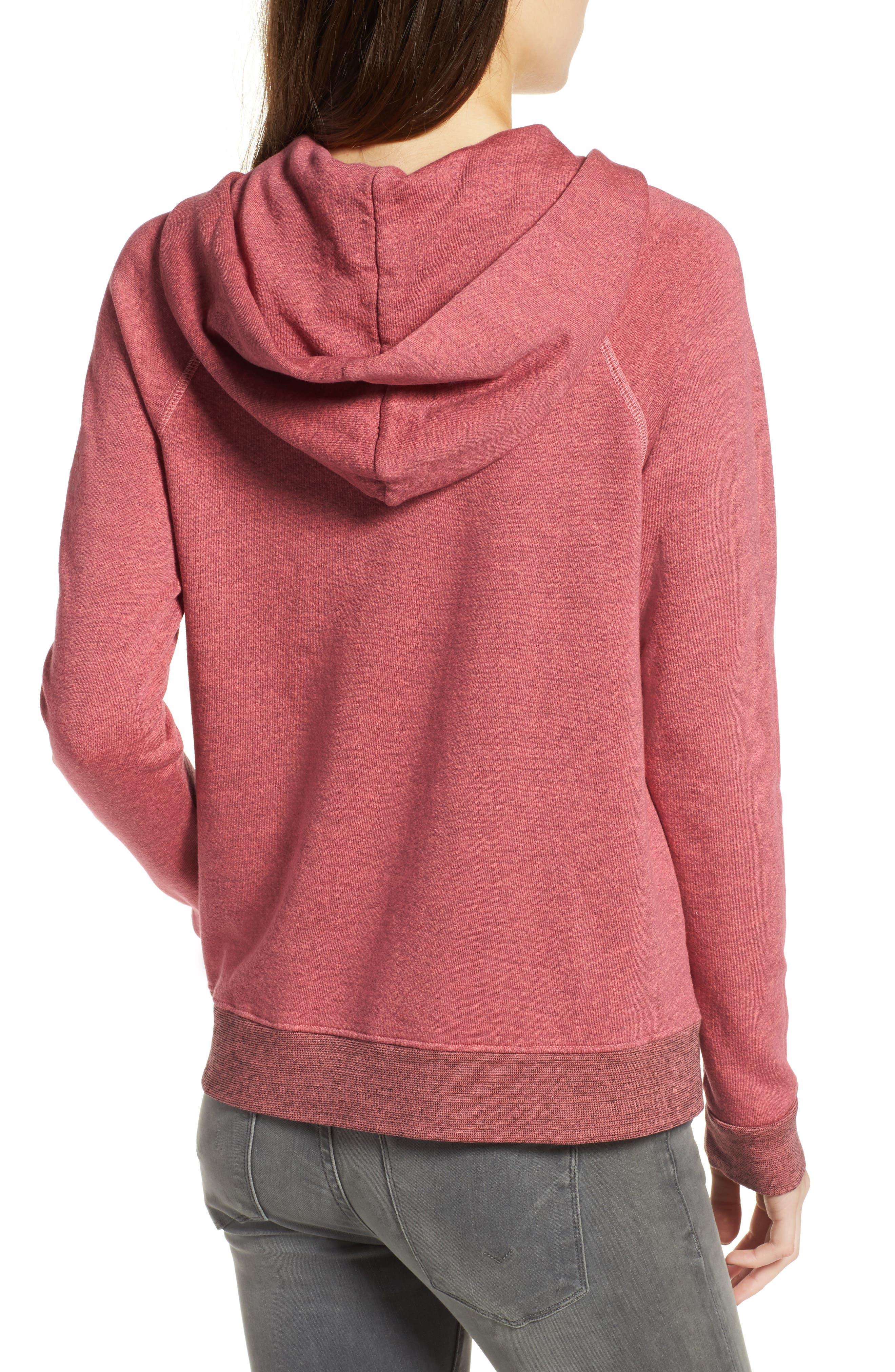 Alternate Image 3  - Sundry Graphic Pullover Hoodie
