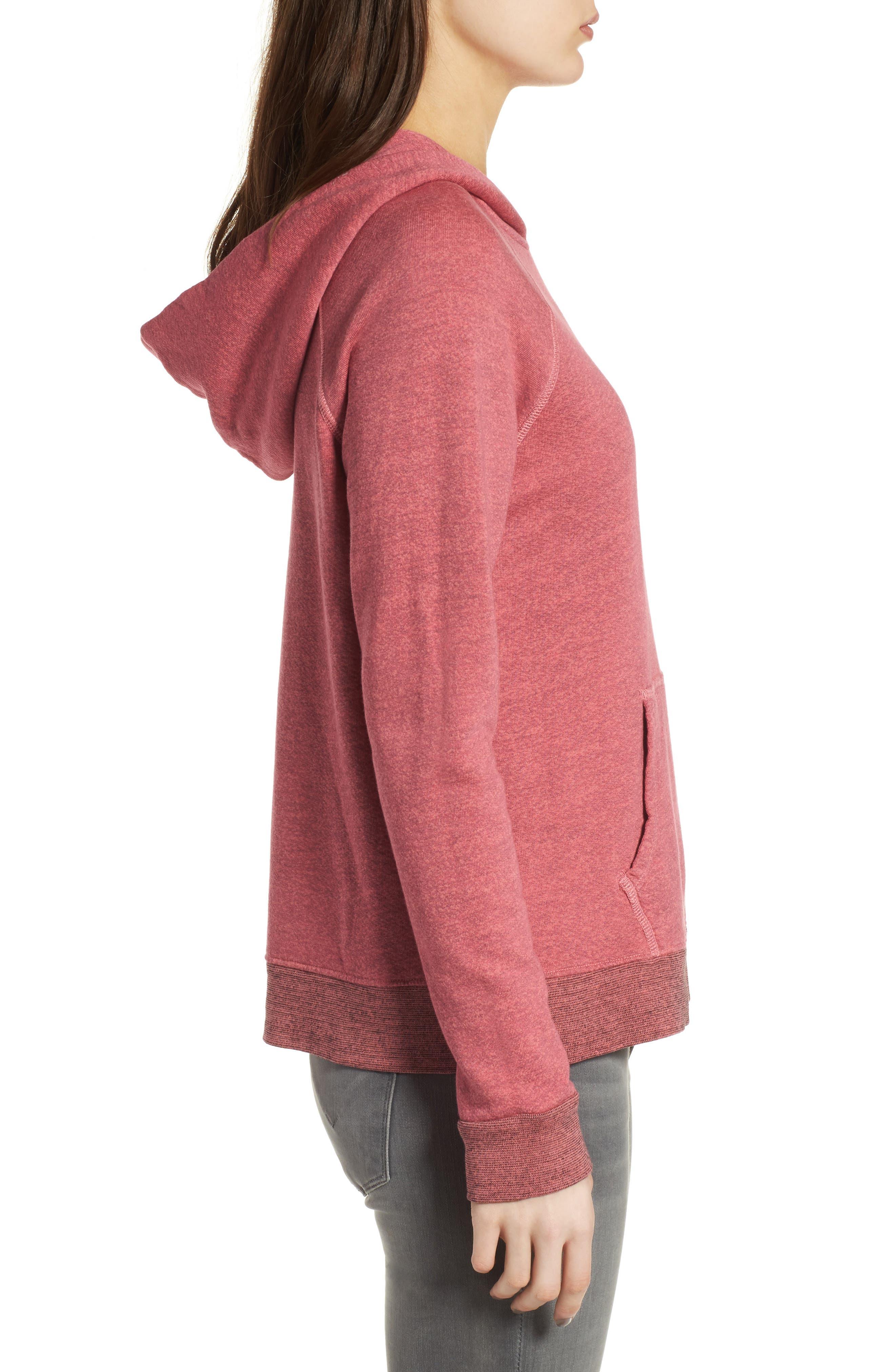 Alternate Image 4  - Sundry Graphic Pullover Hoodie
