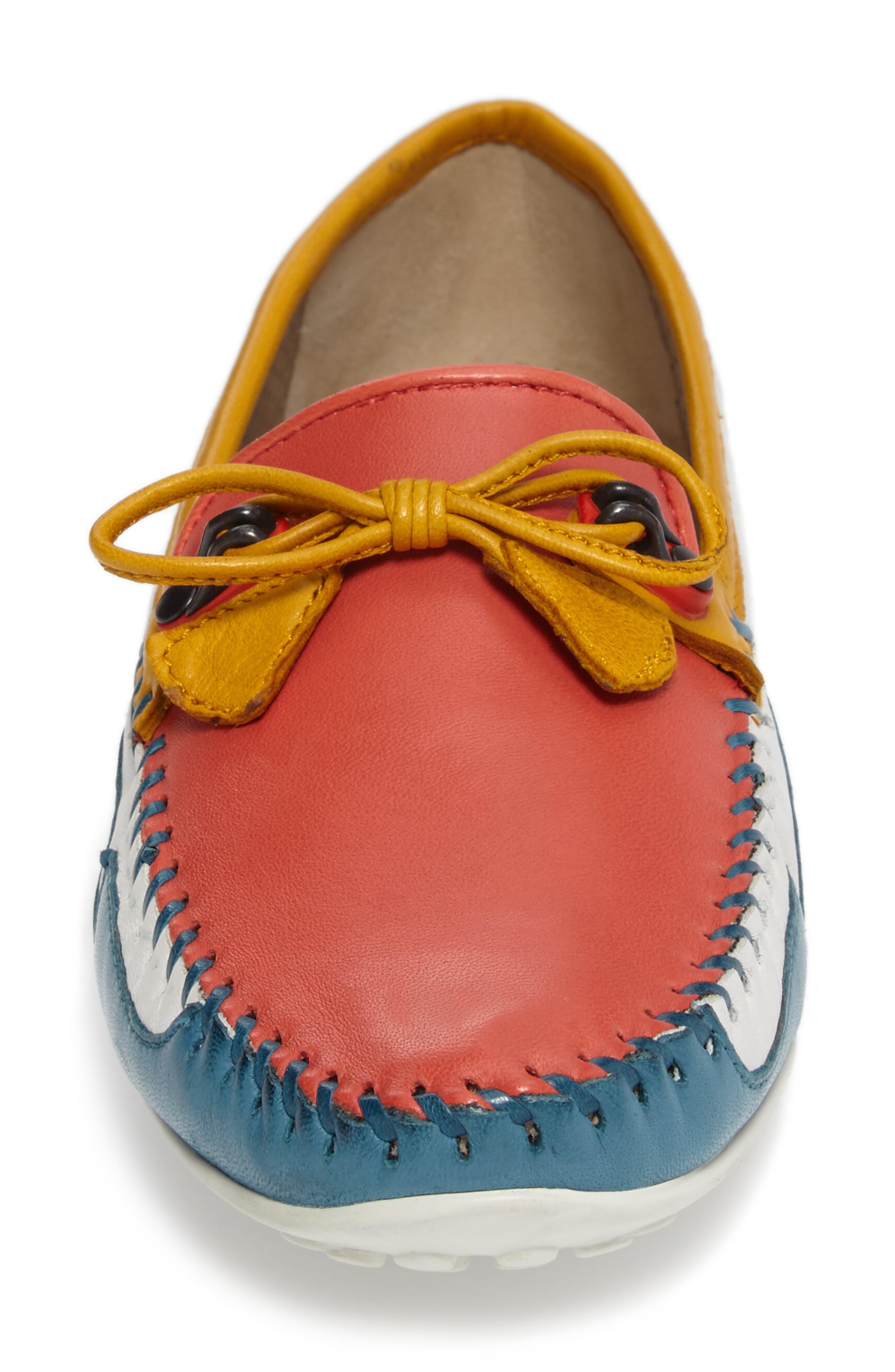 Alternate Image 4  - Robert Zur Mare Driving Shoe (Women)