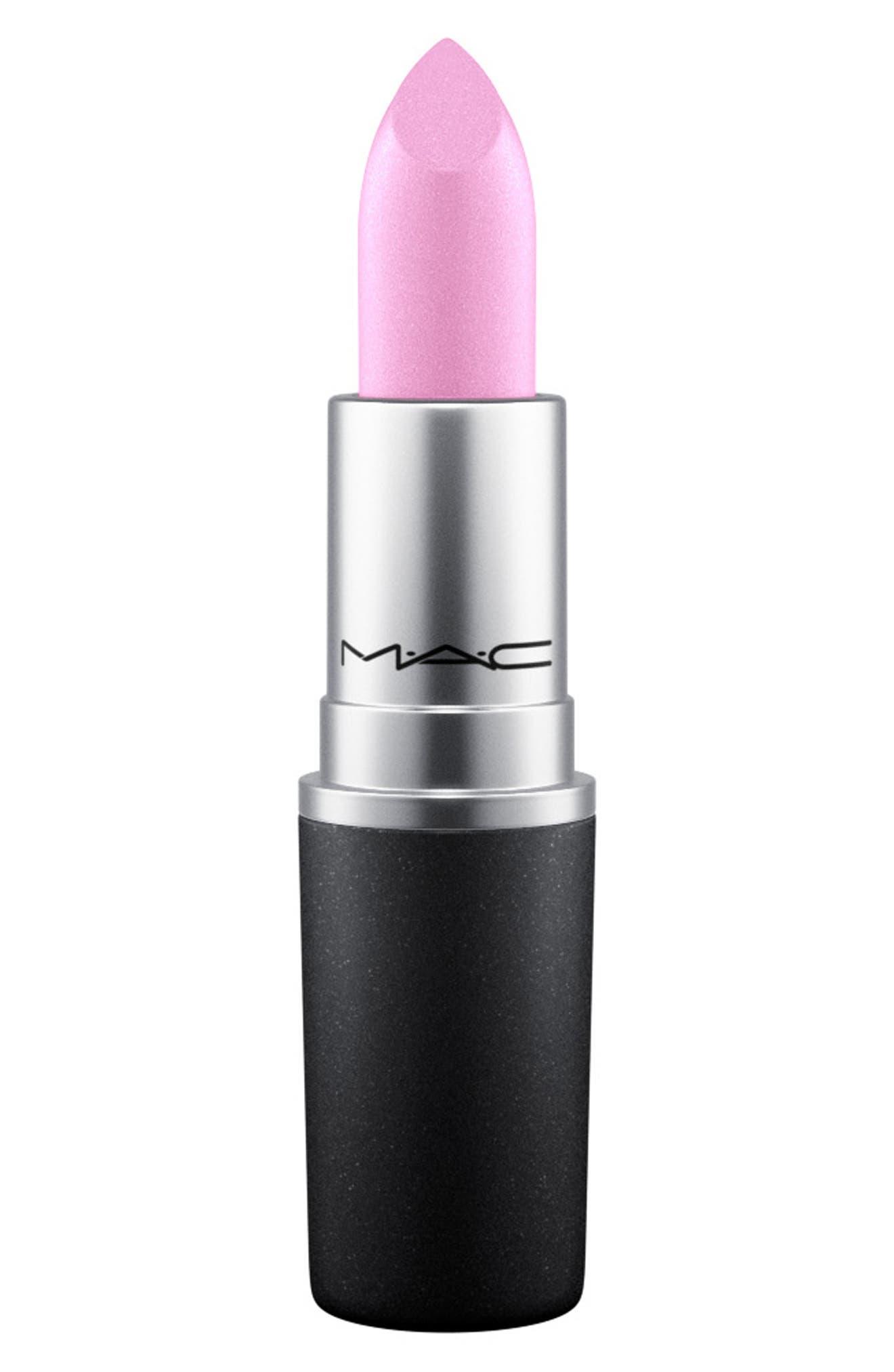 MAC Pink Lipstick