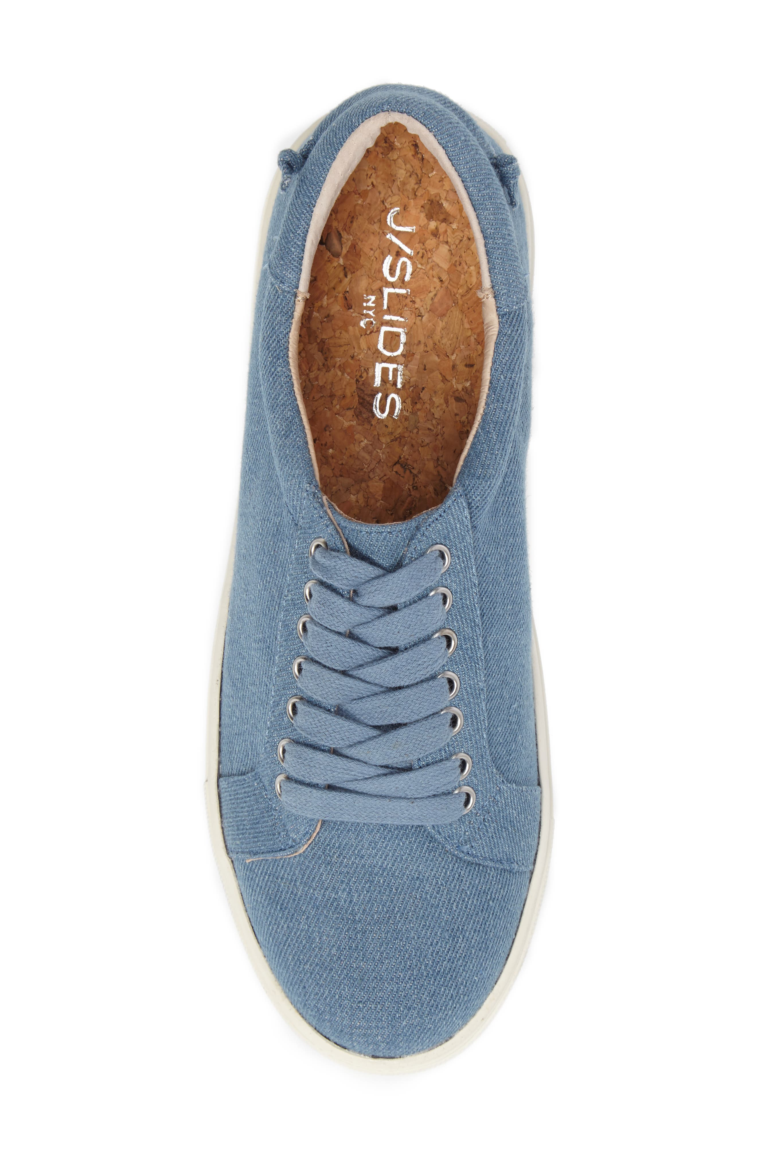Alternate Image 5  - JSlides Cameron Sneaker (Women)