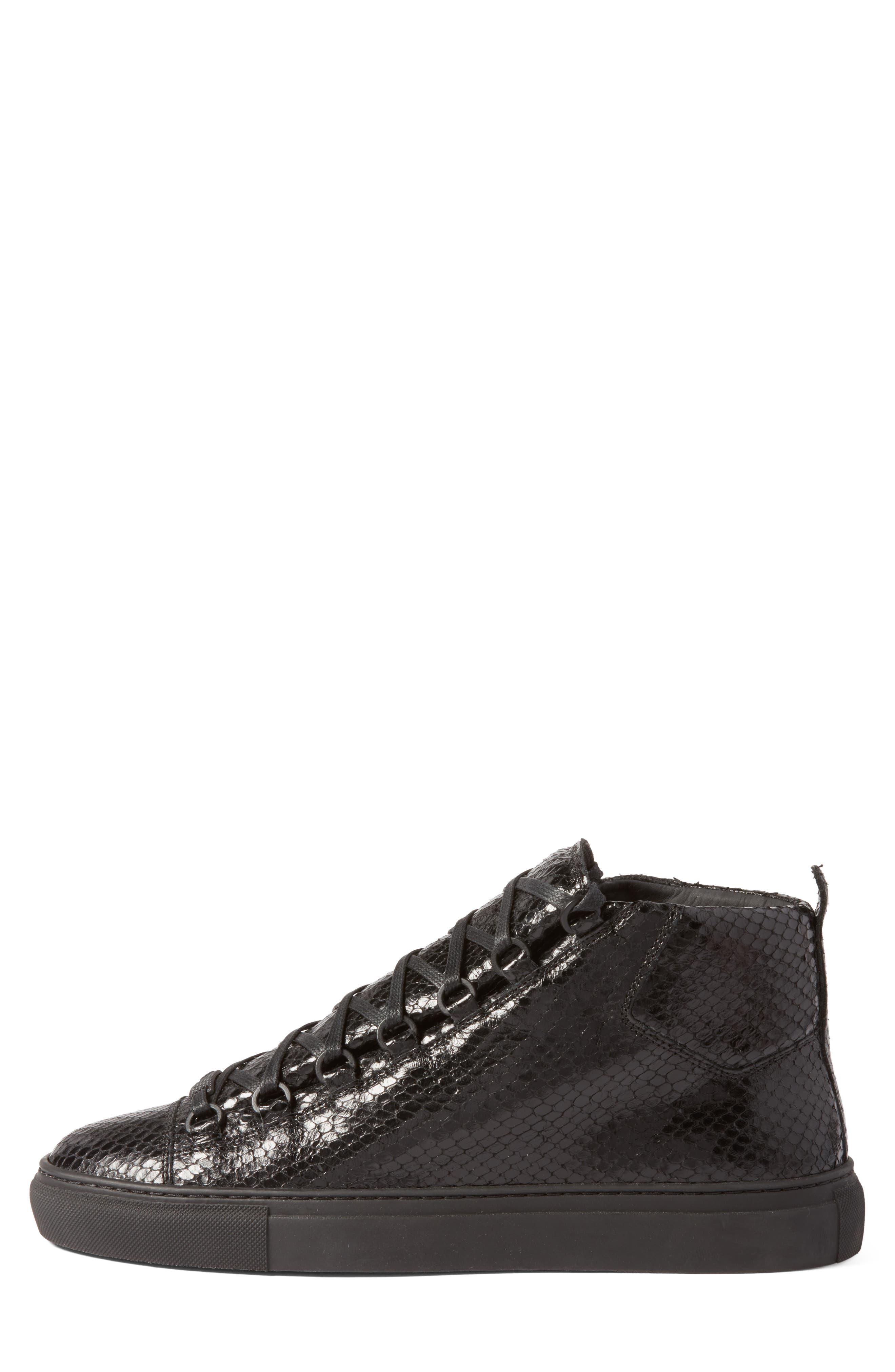 Alternate Image 3  - Balenciaga High Top Sneaker (Men)