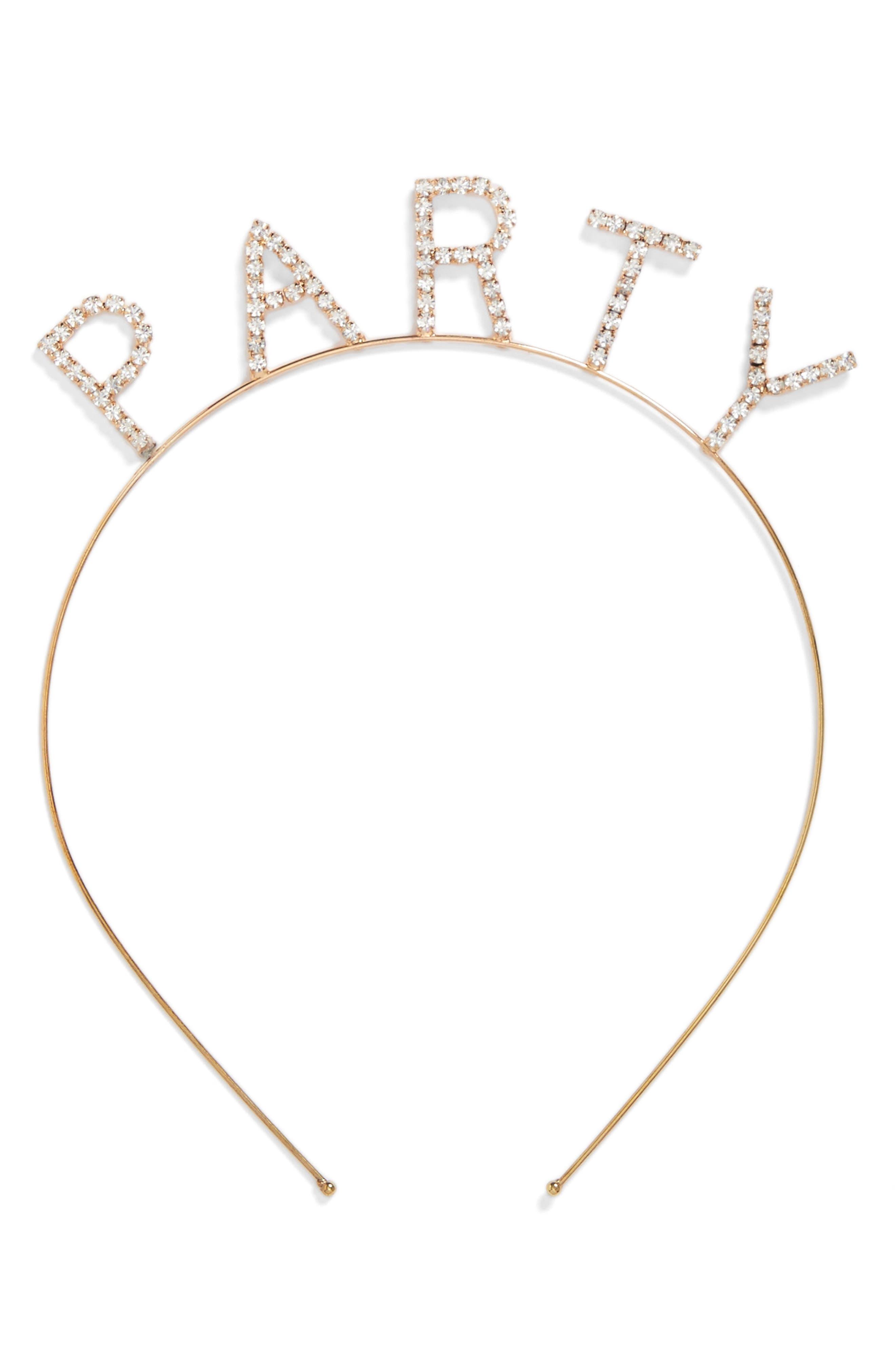 CARA Party Headband