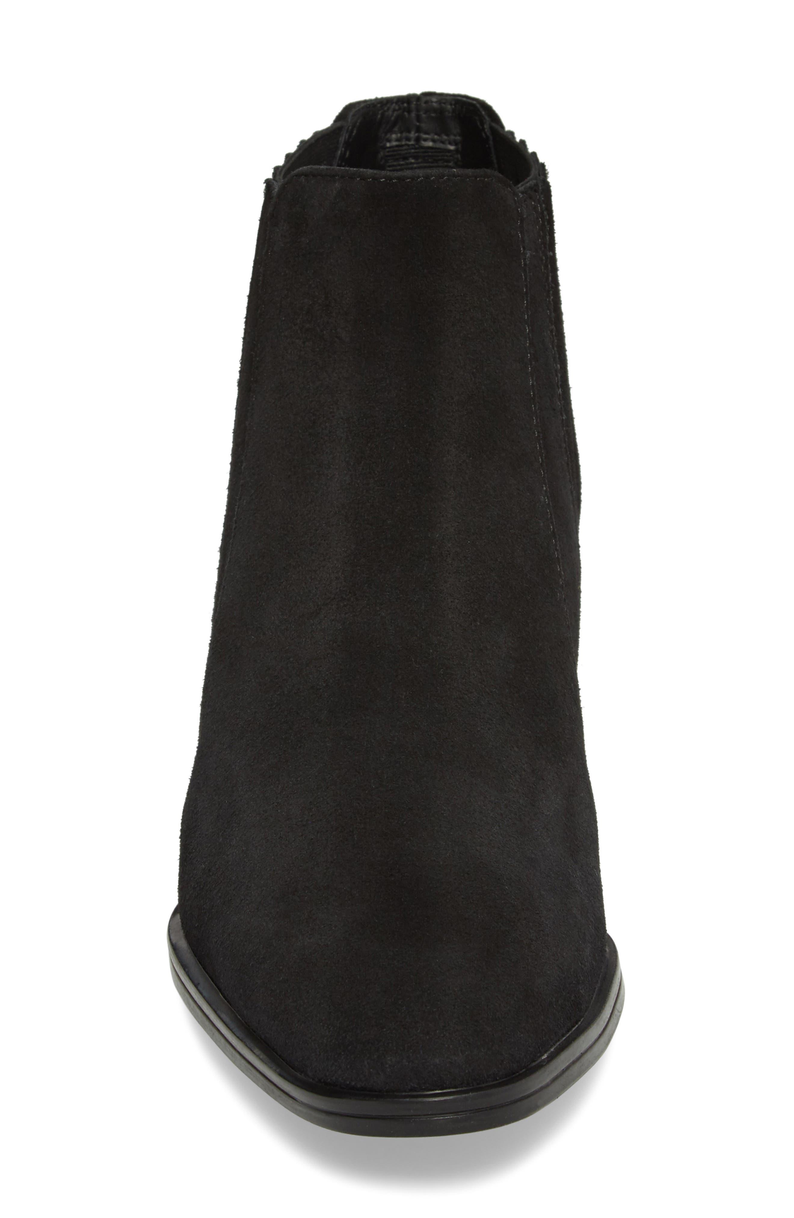 Alternate Image 4  - Tods Western Block Heel Chelsea Bootie (Women)