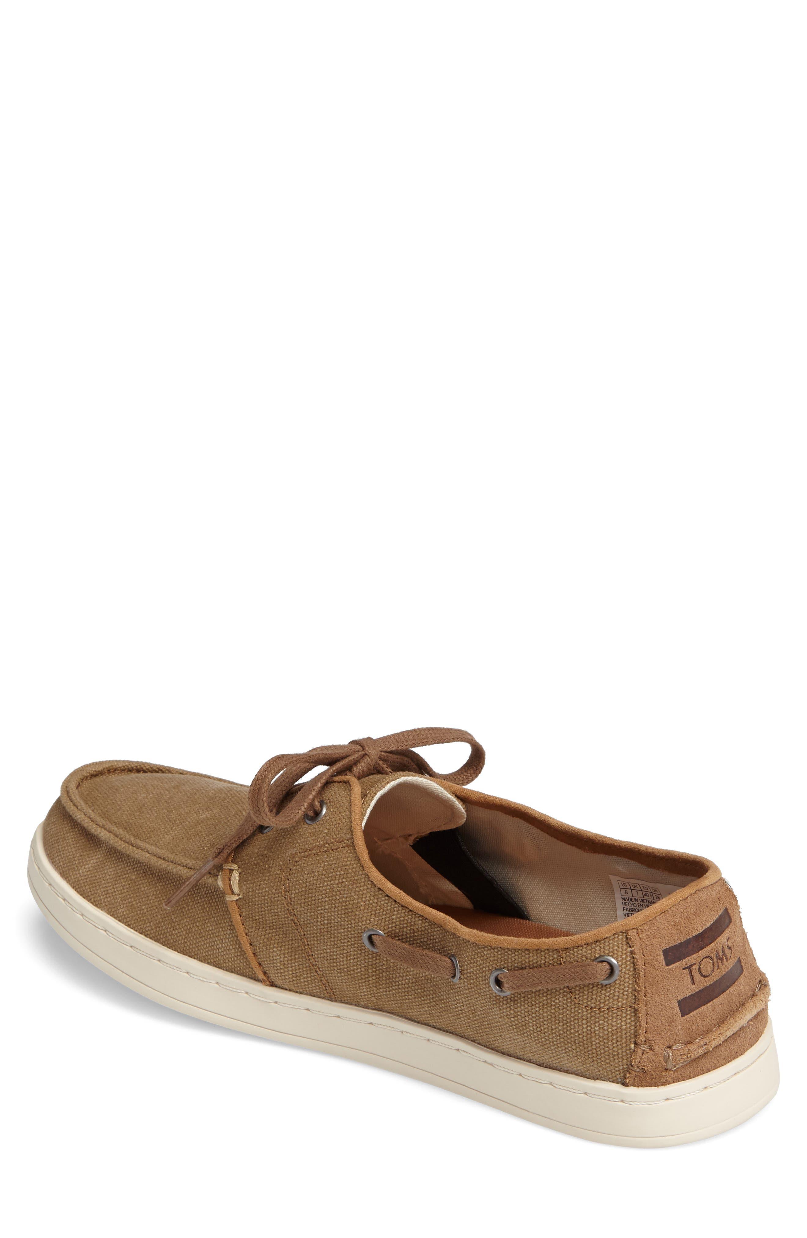 Alternate Image 2  - TOMS 'Culver' Boat Shoe (Men)