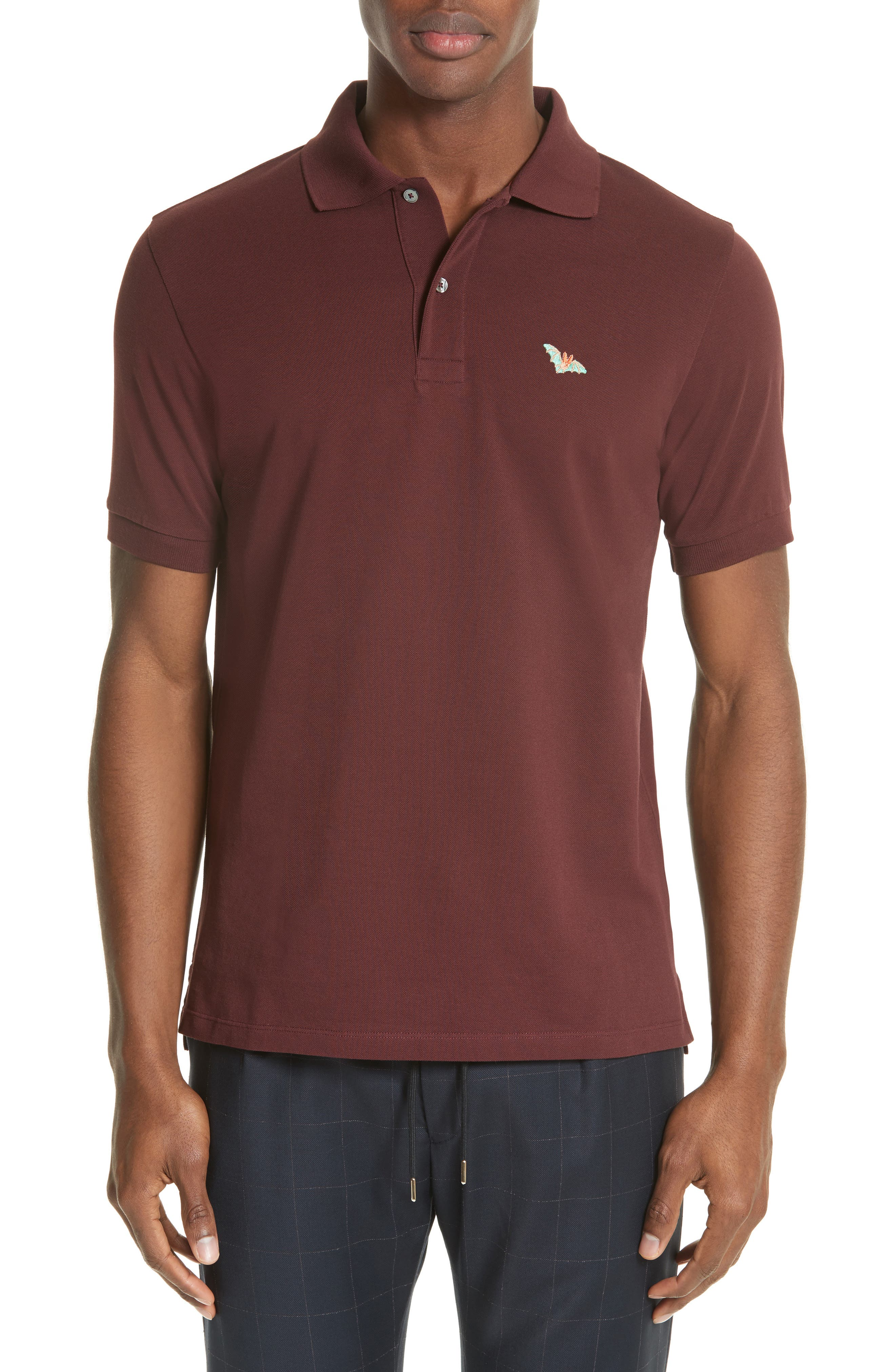 Paul Smith Bat Crest Polo