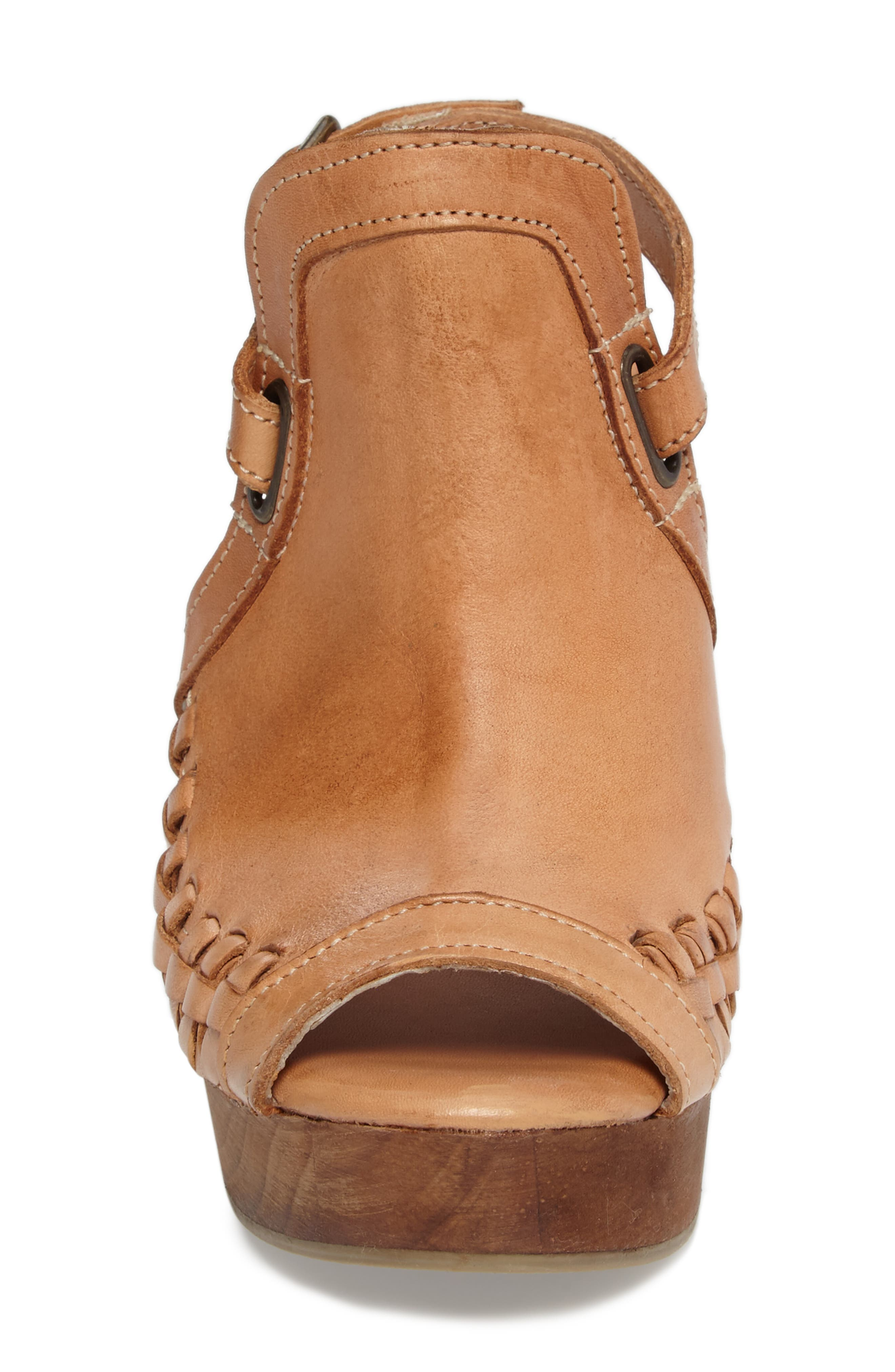 Alternate Image 4  - Very Volatile Carry Wedge Sandal (Women)