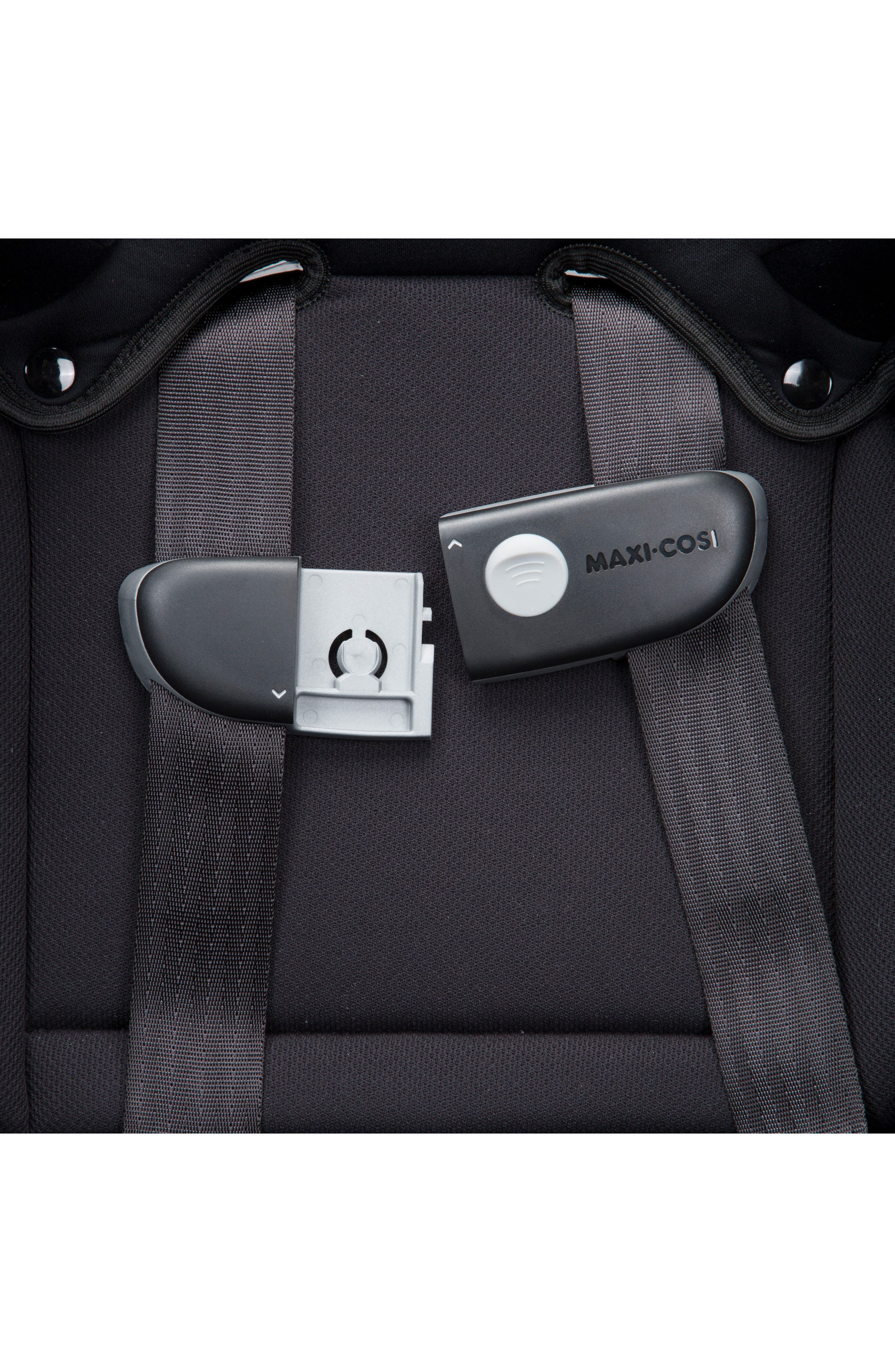 Pria<sup>™</sup> 85 Max Convertible Car Seat,                             Alternate thumbnail 9, color,                             Night Black