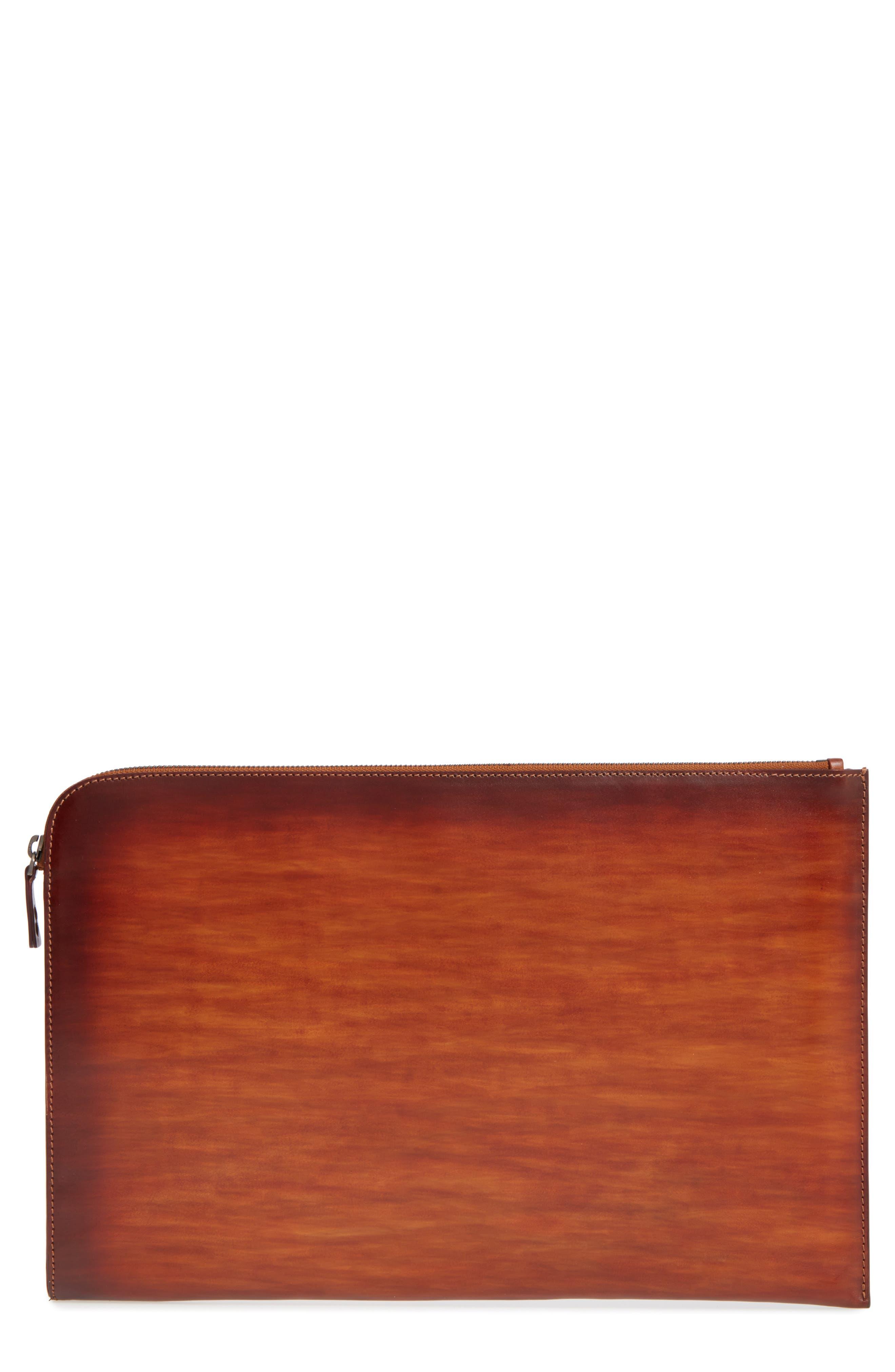 MAGNANNI Leather Portfolio