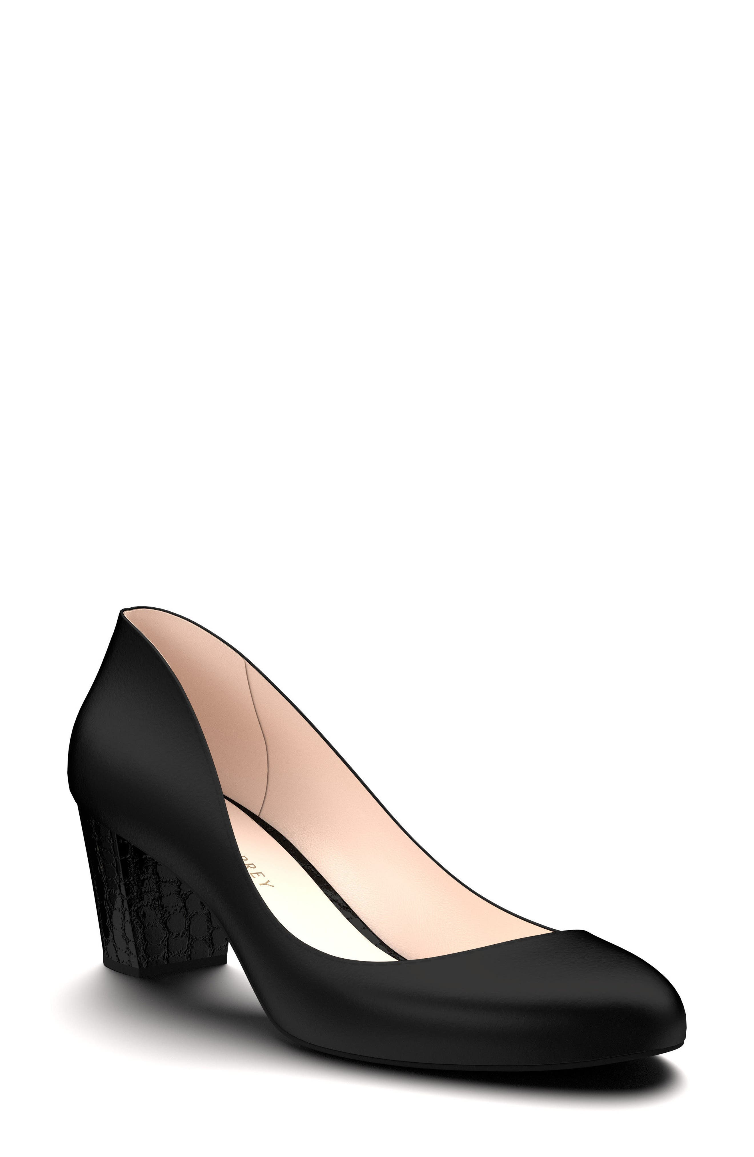 Shoes of Prey Block Heel Pump (Women)