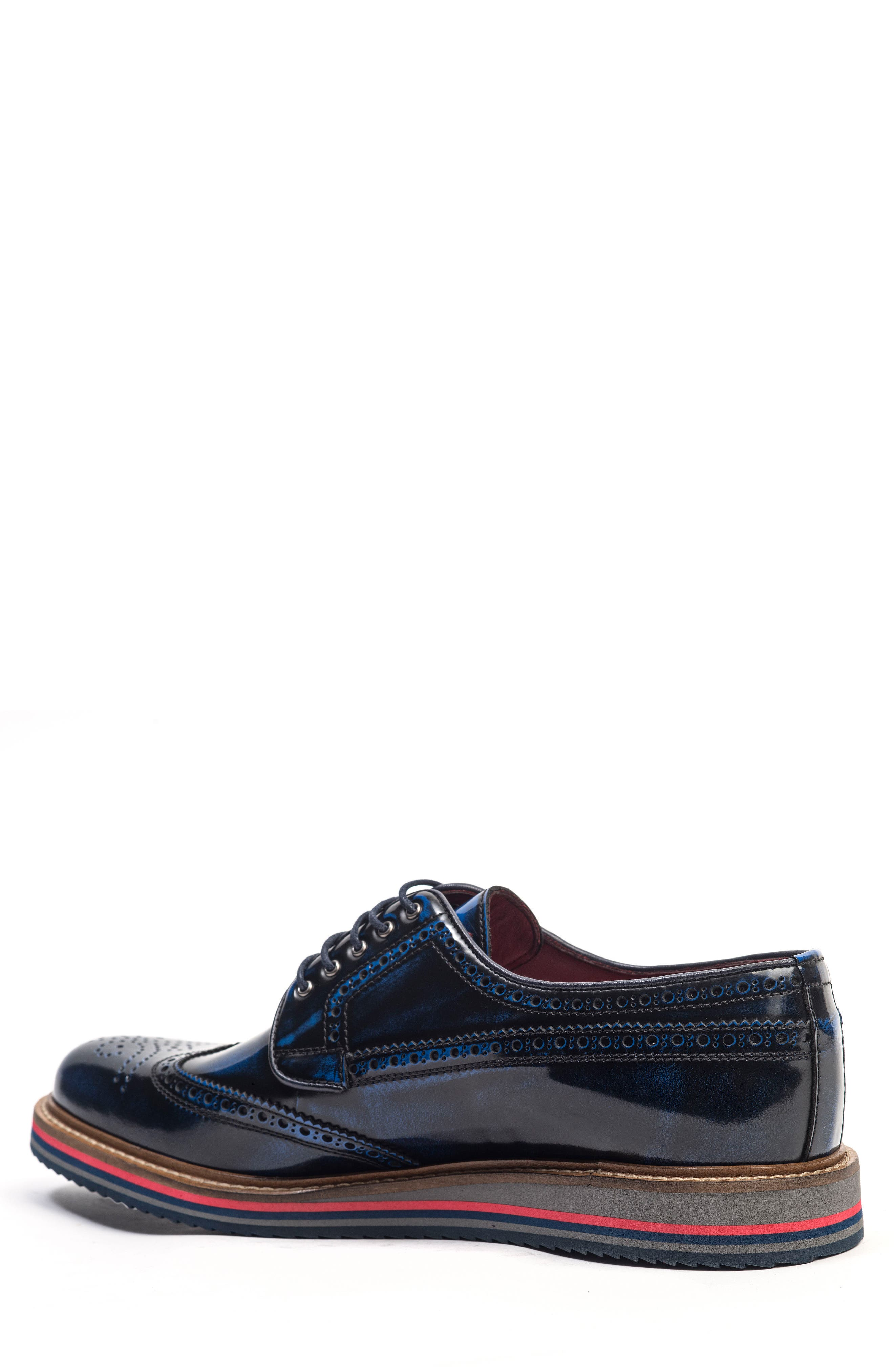 Alternate Image 2  - Jared Lang Doc Sandwich Sole Wingtip Oxford (Men)