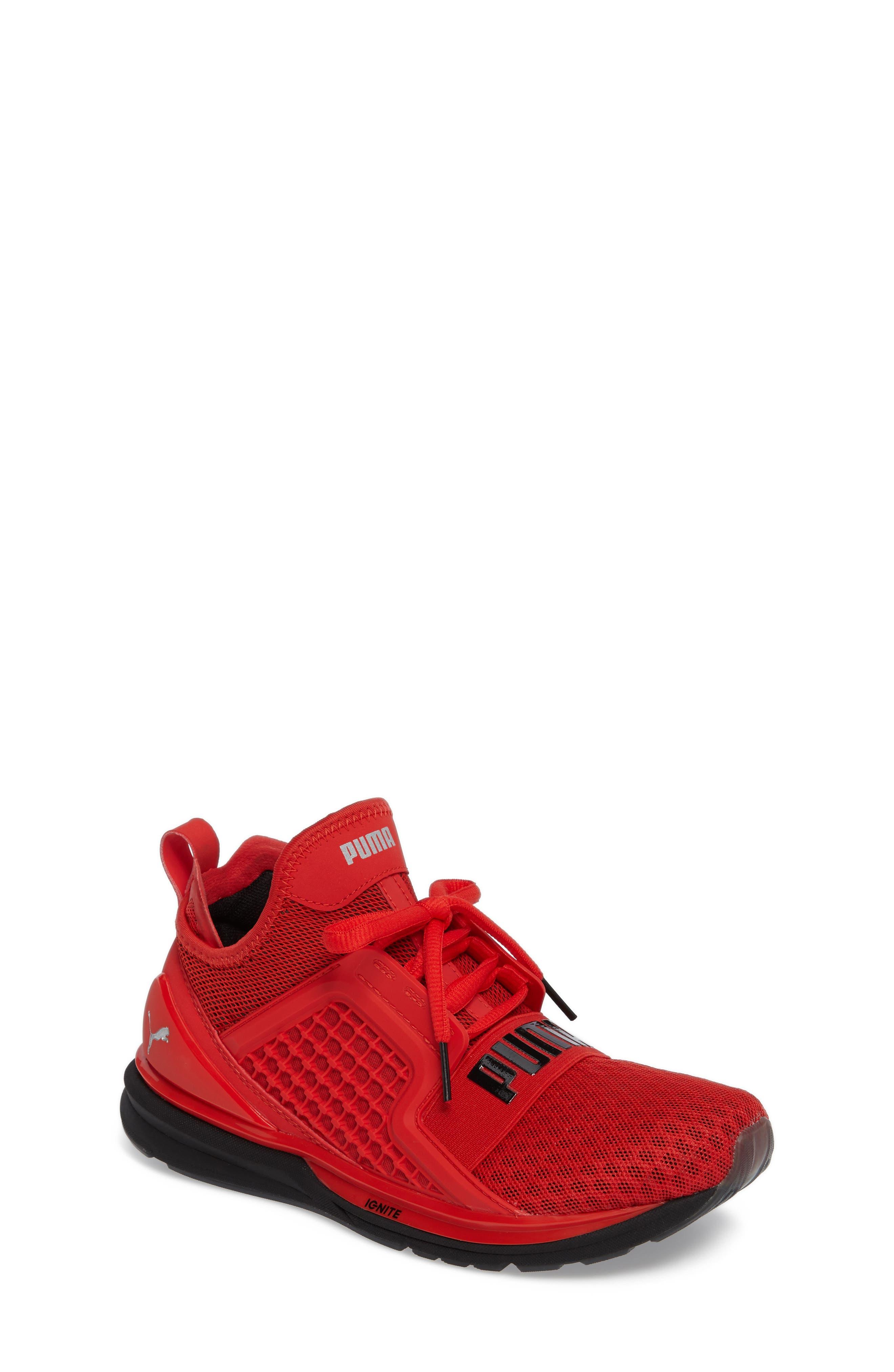 puma ignite limitless. main image - puma ignite limitless sneaker (big kid) puma