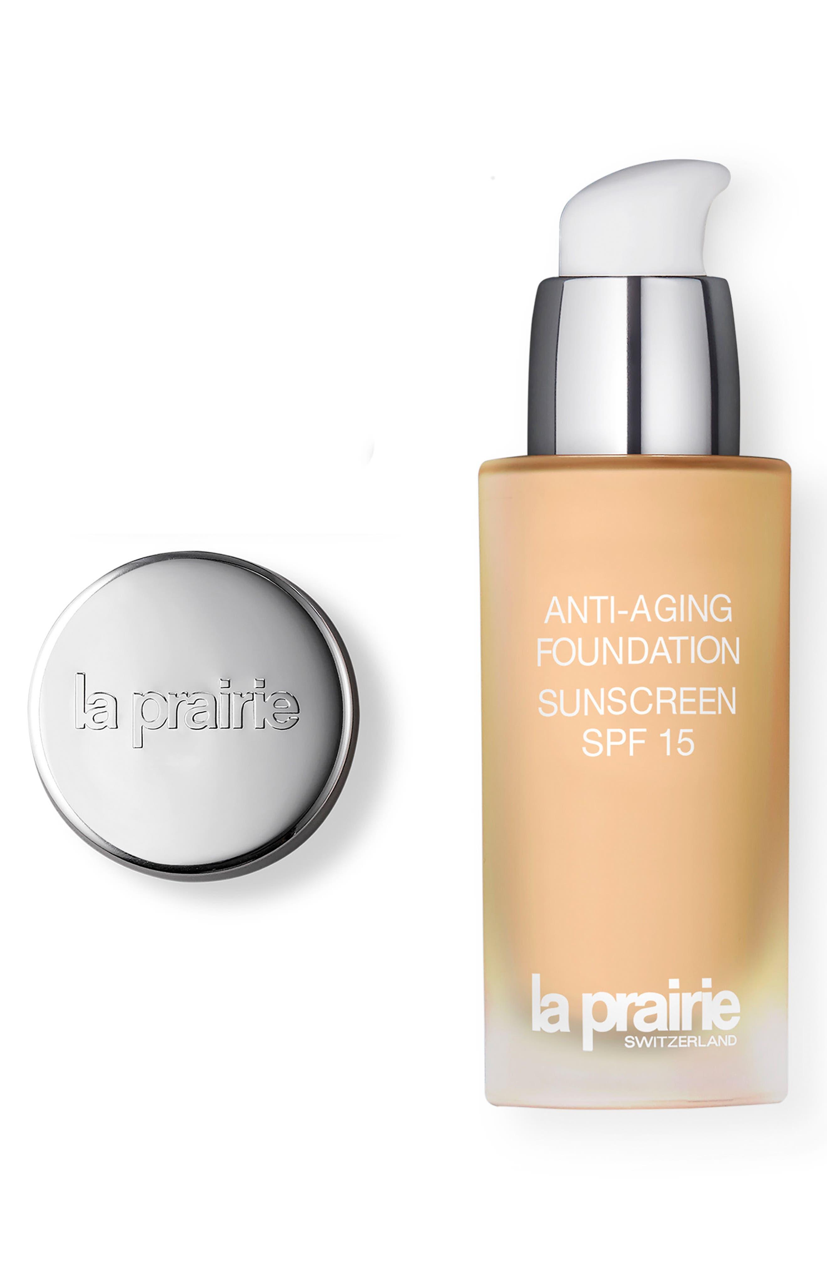 Alternate Image 2  - La Prairie Anti-Aging Foundation SPF 15
