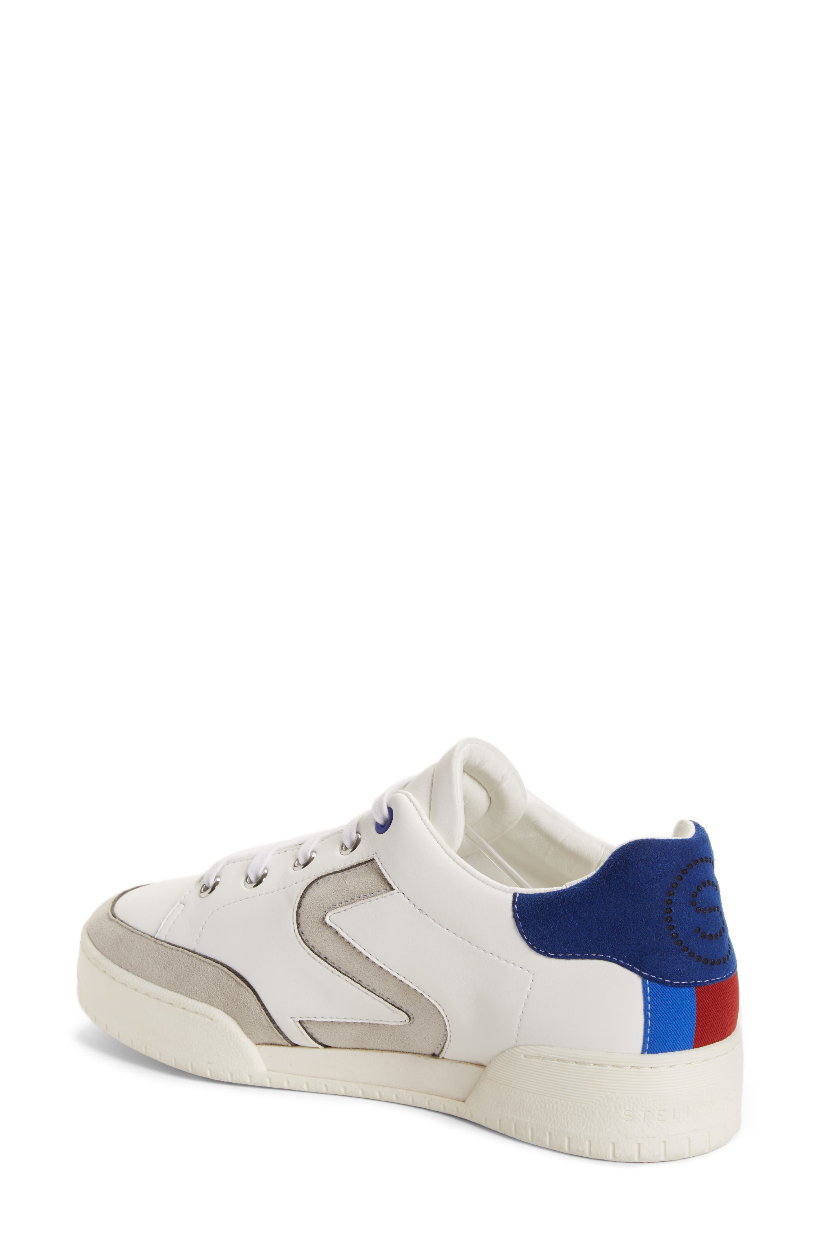 Alternate Image 2  - Stella McCartney Logo Sneaker (Women)