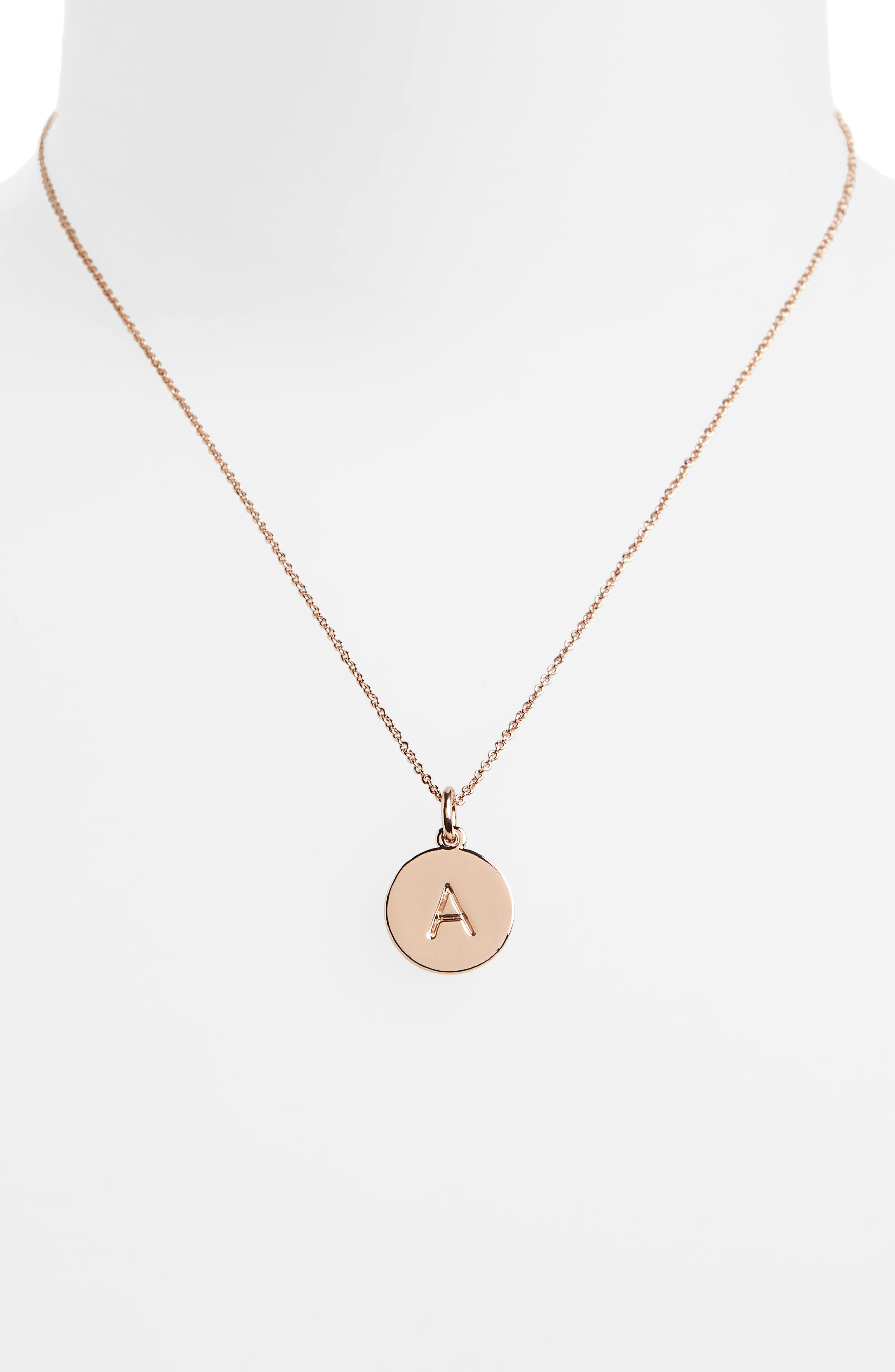 Alternate Image 2  - kate spade new york one in a million pendant necklace