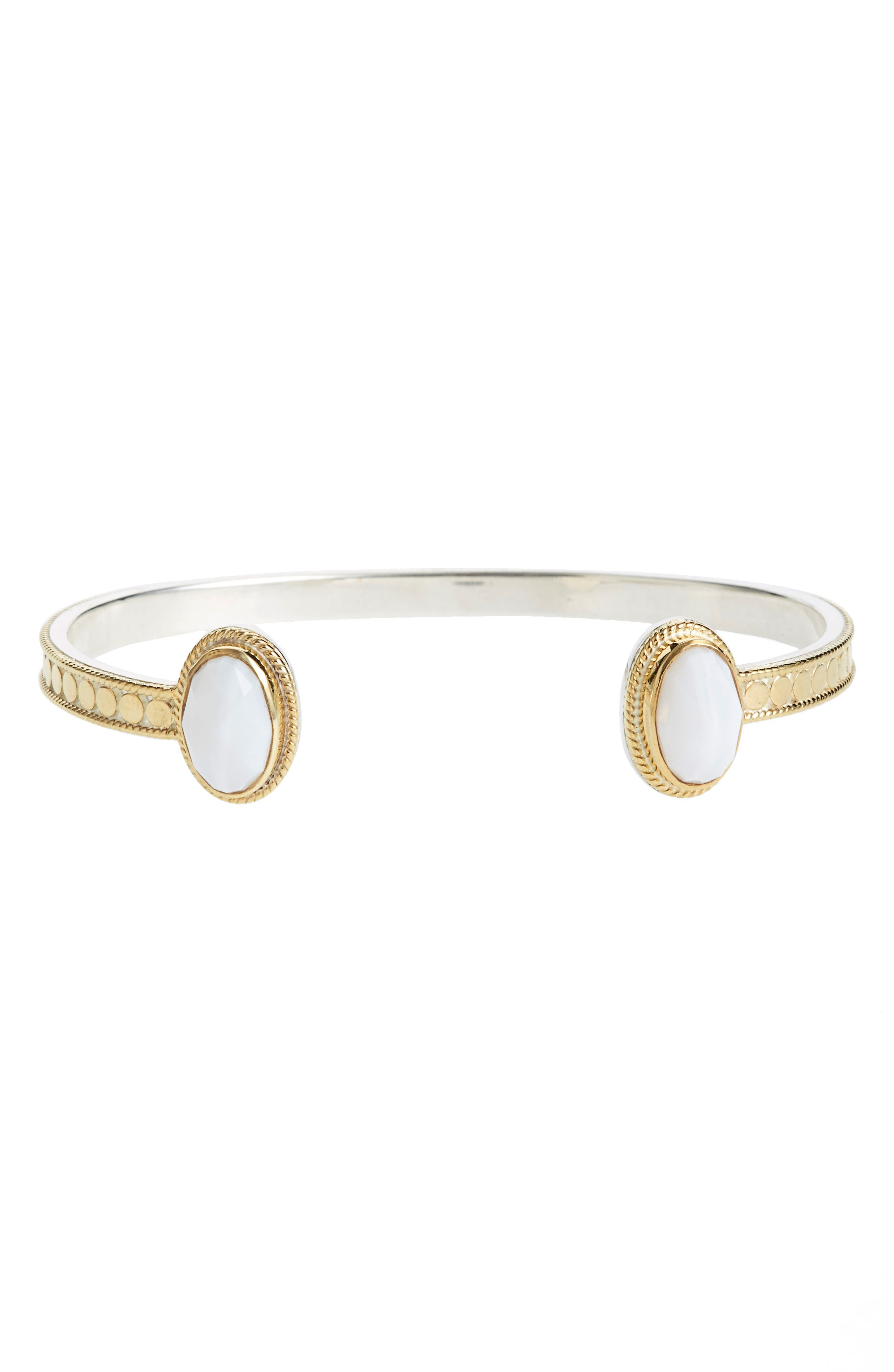 Alternate Image 1 Selected - Anna Beck White Opal Cuff