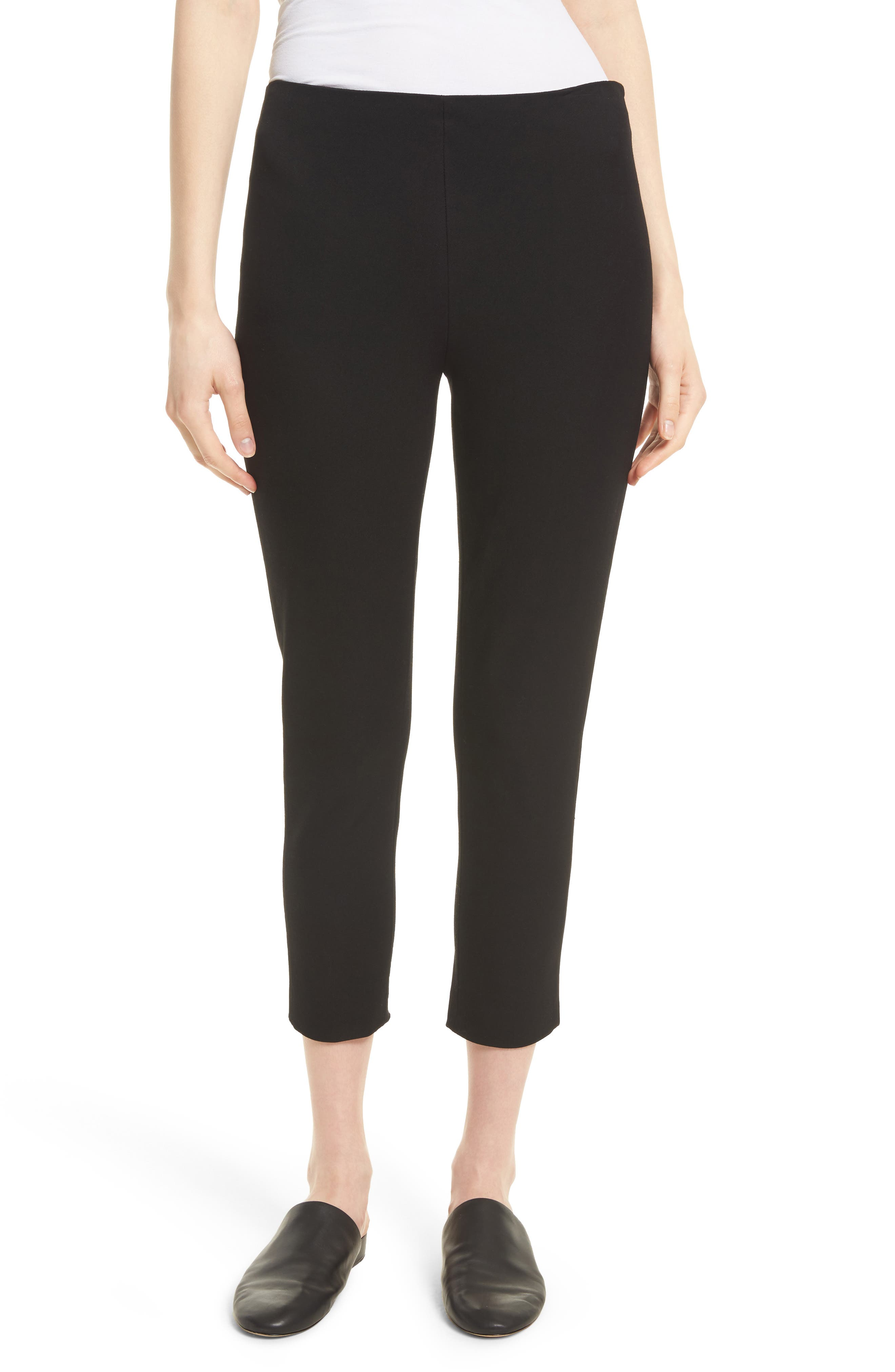 JOSEPH New Tony Gabardine Crop Pants