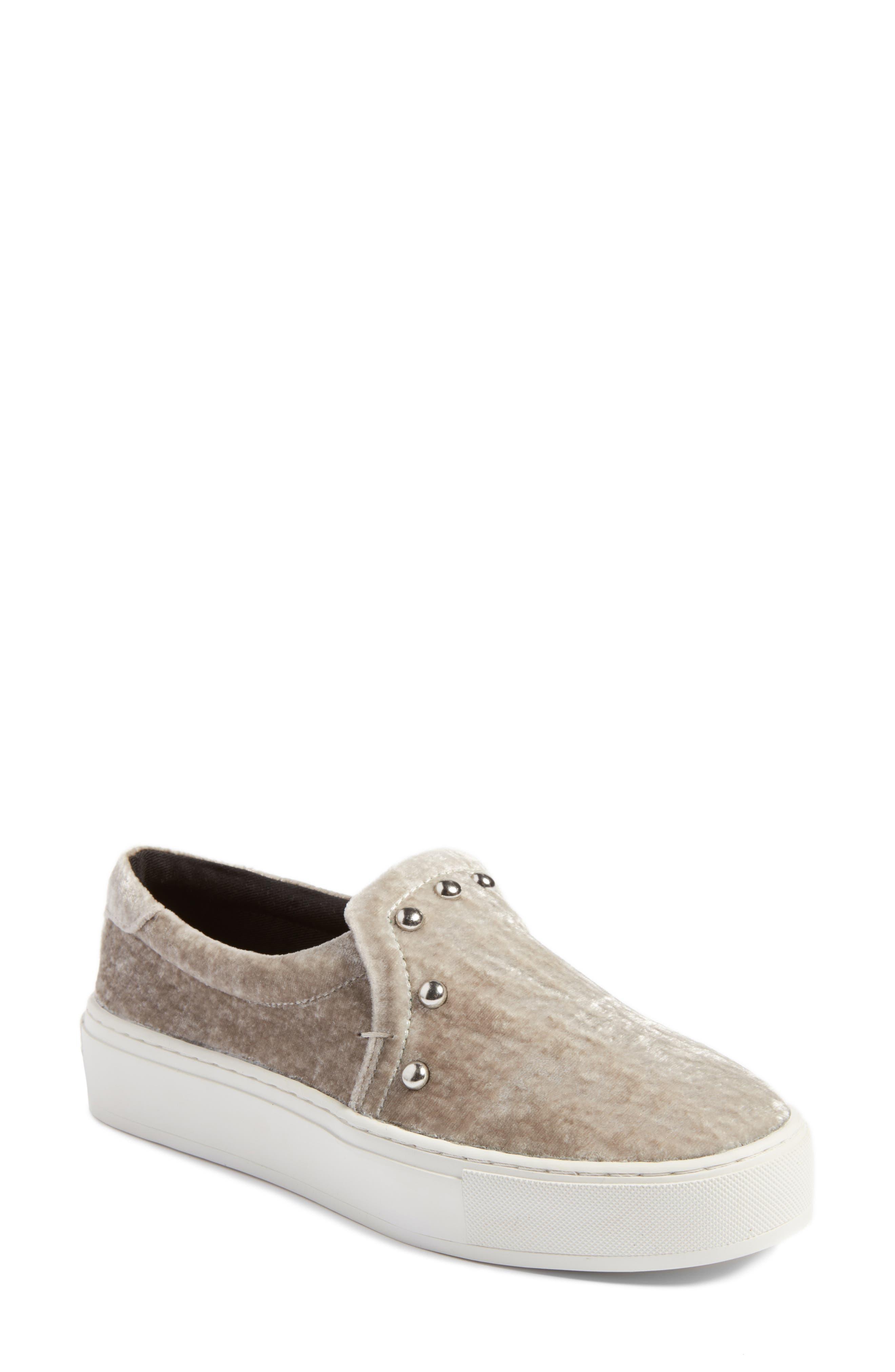 REBECCA MINKOFF Noelle Slip-On Platform Sneaker