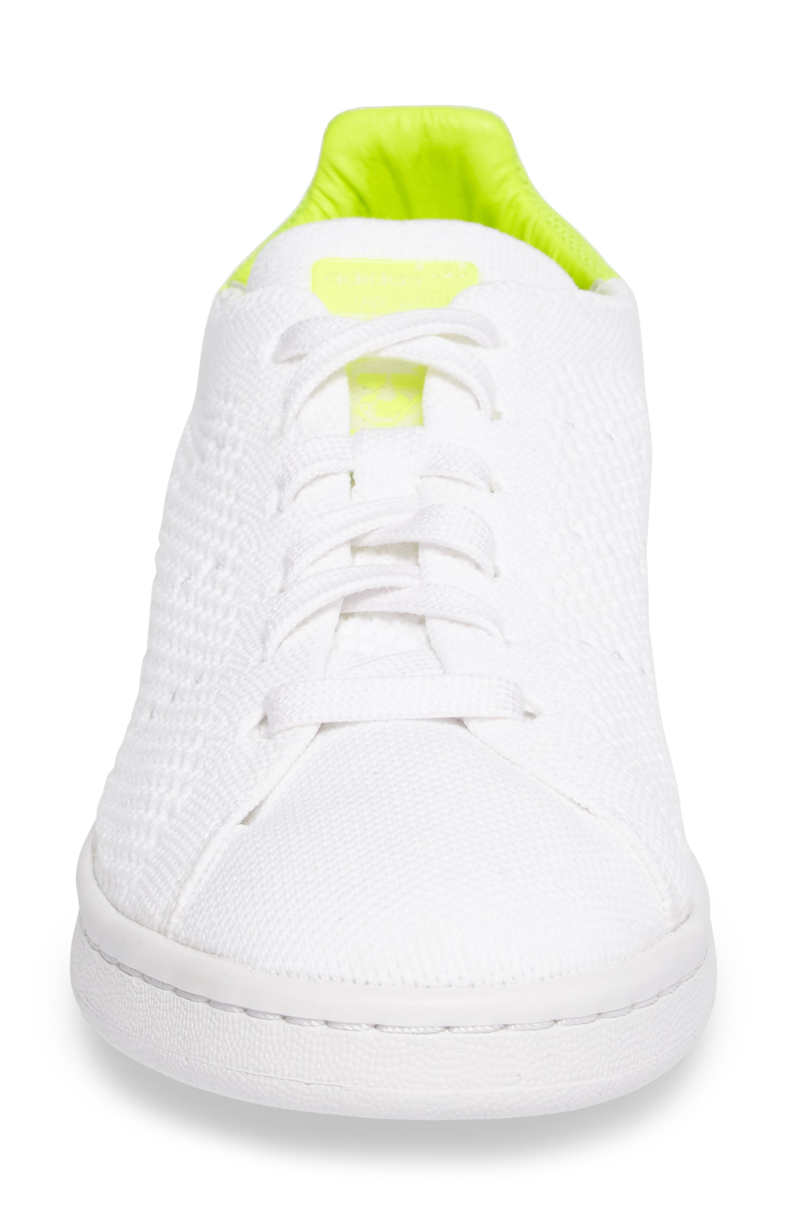 Alternate Image 4  - adidas Stan Smith - Primeknit Sneaker (Women)