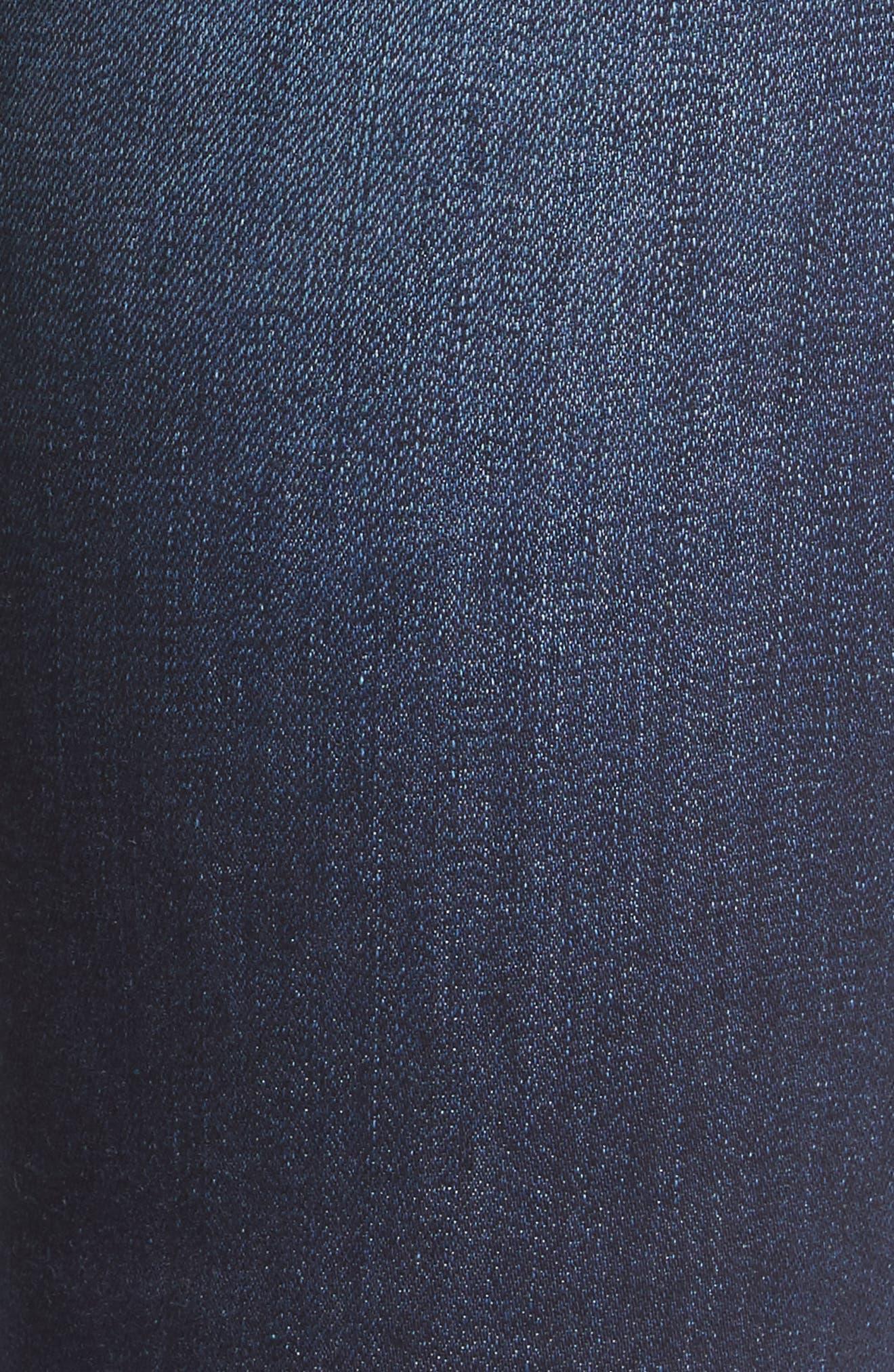 Signature Petite Bootcut Jeans,                             Alternate thumbnail 6, color,                             Patrol Unit