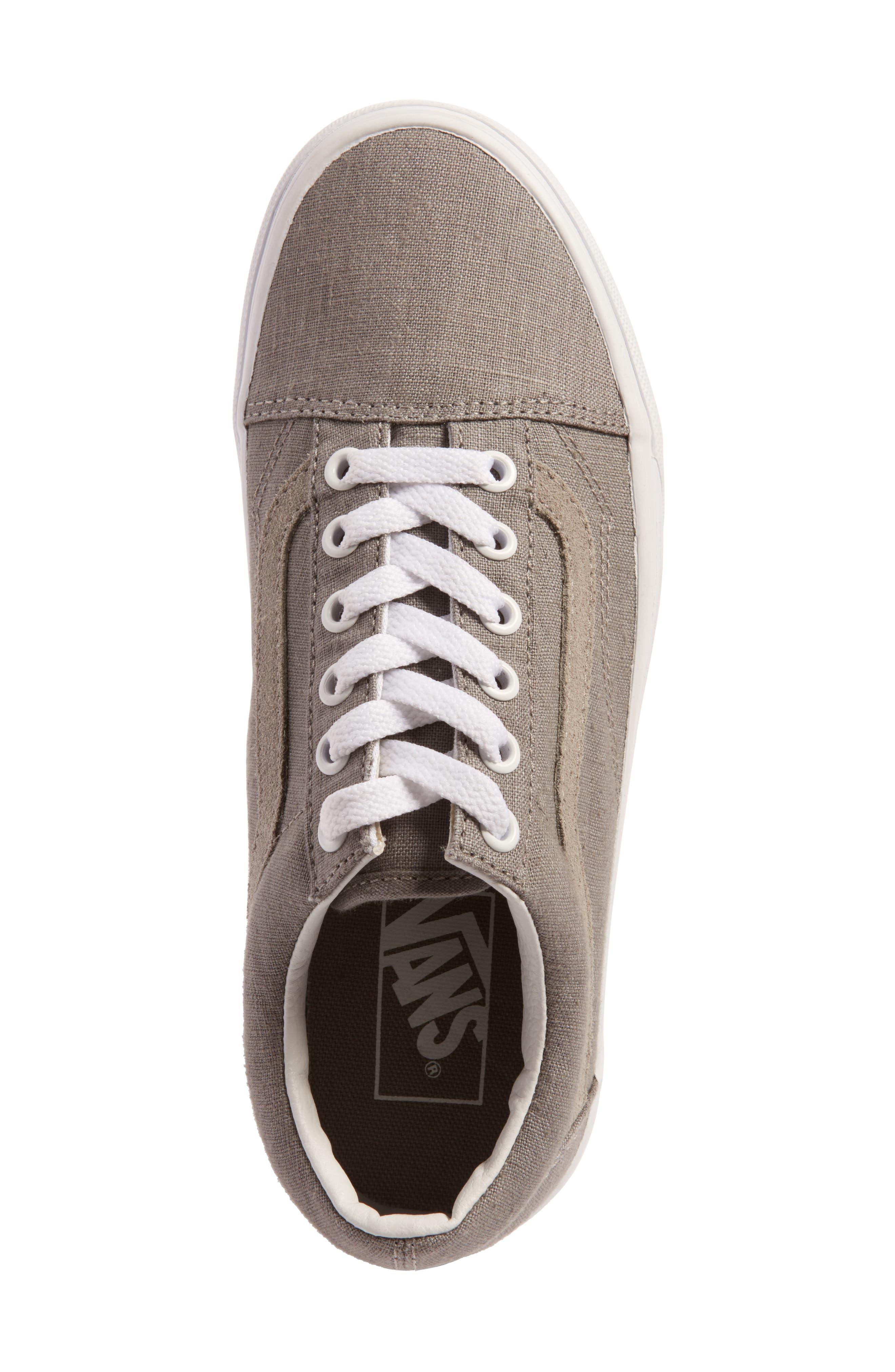 Alternate Image 5  - Vans Old Skool Sneaker (Women)