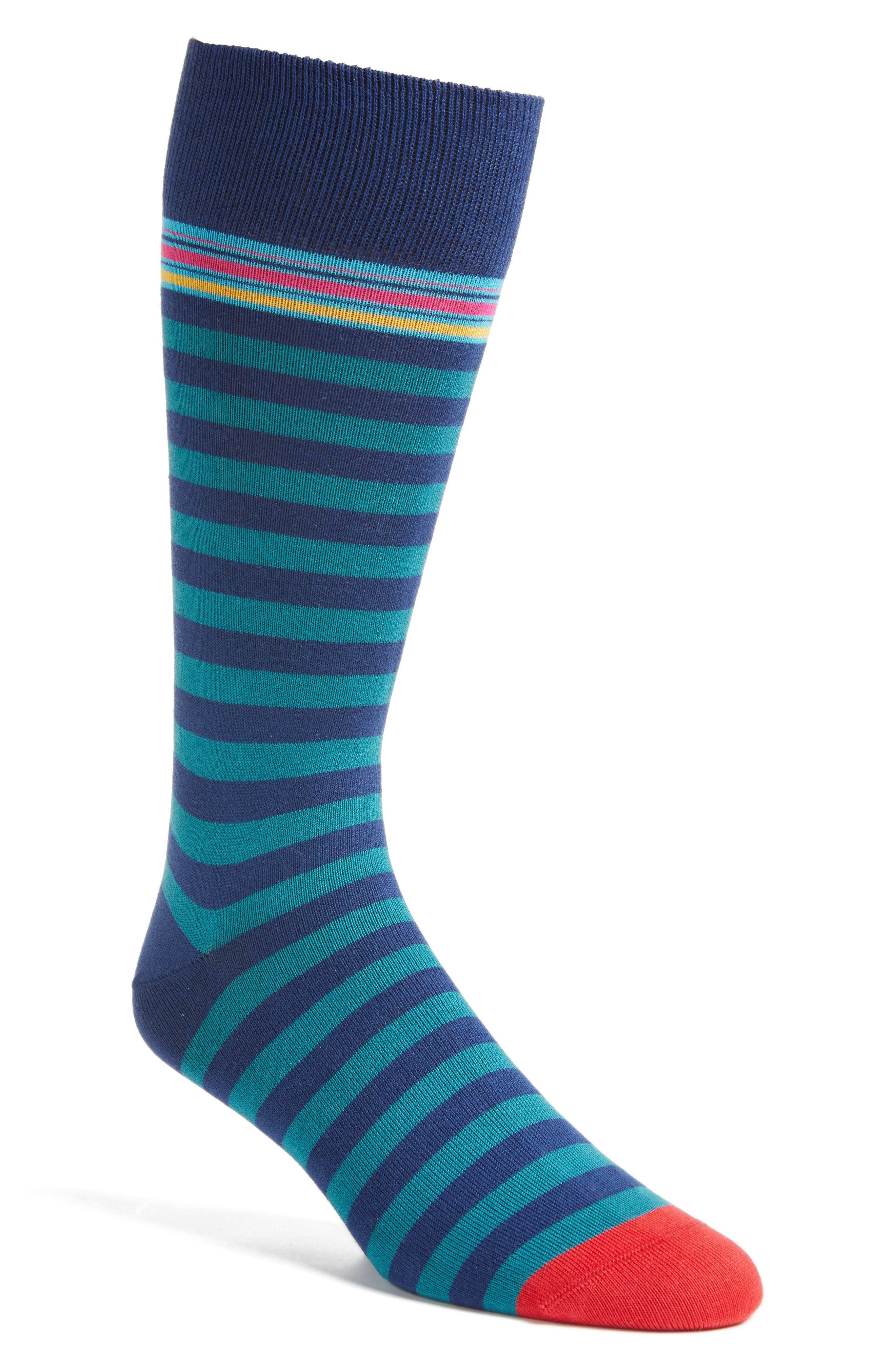 Paul Smith Stripe Crew Socks