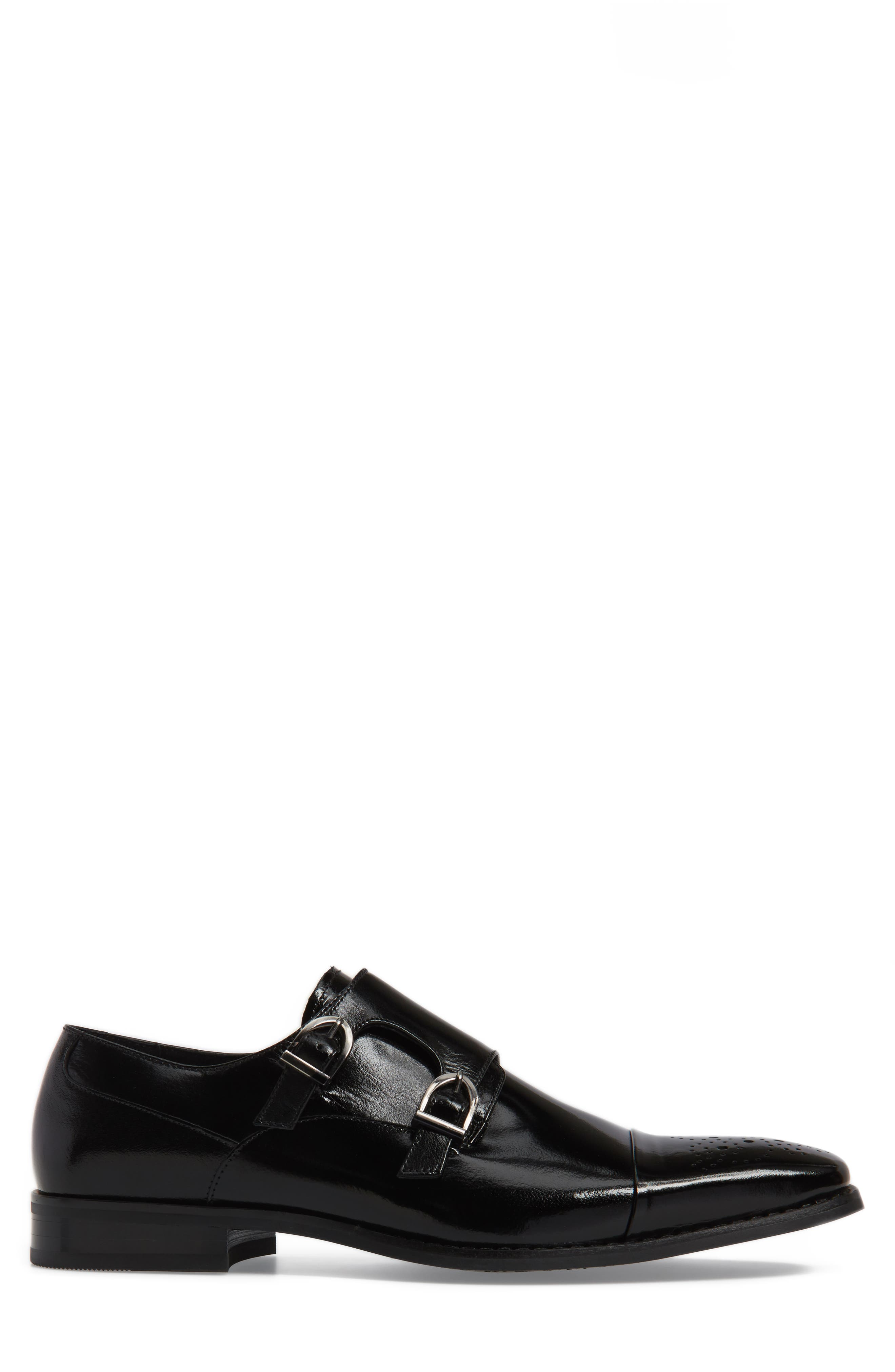 Alternate Image 3  - Stacy Adams Trevor Double Monk Strap Shoe (Men)