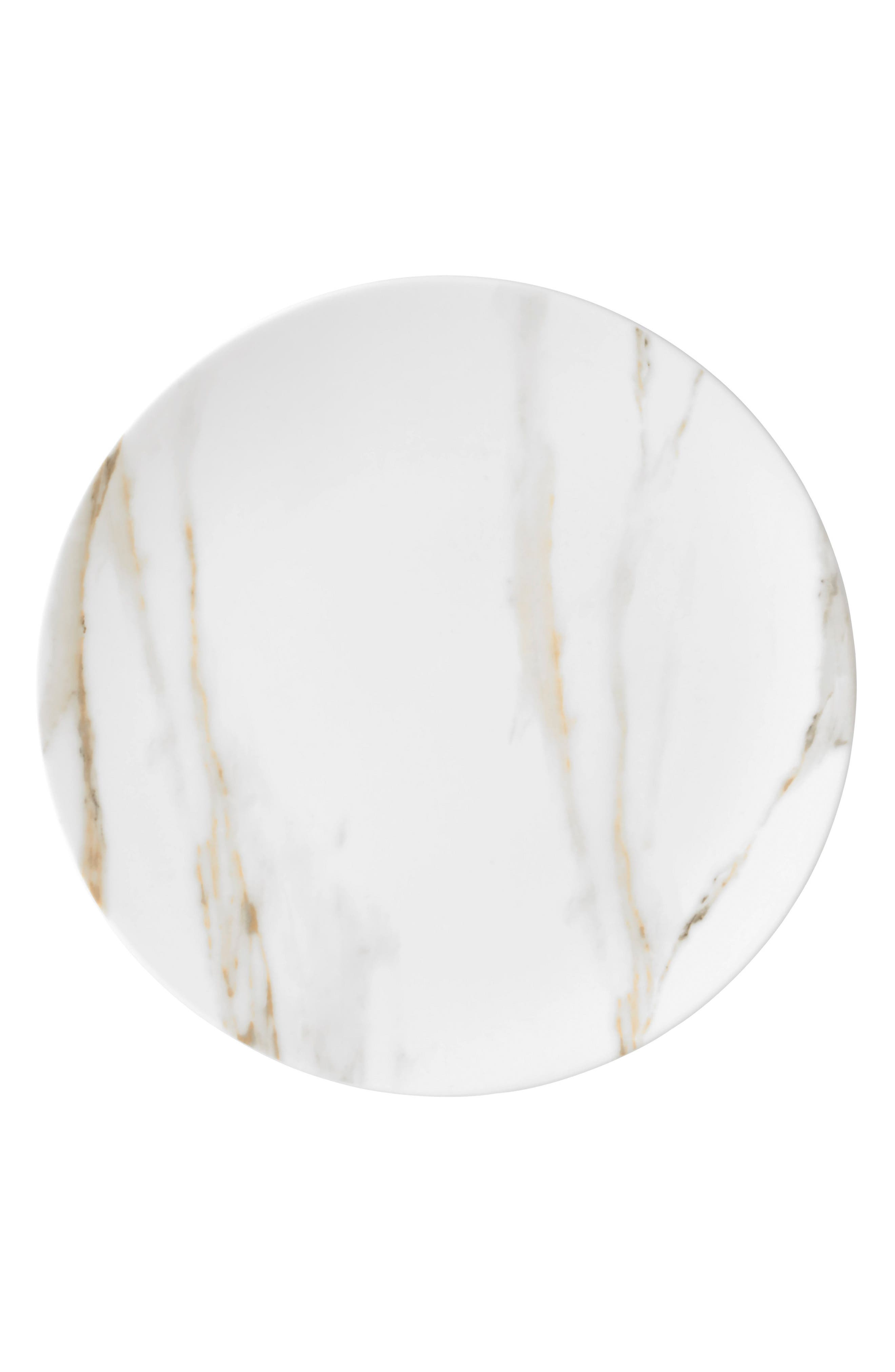 x Wedgwood Venato Imperial Salad Plate,                         Main,                         color, White