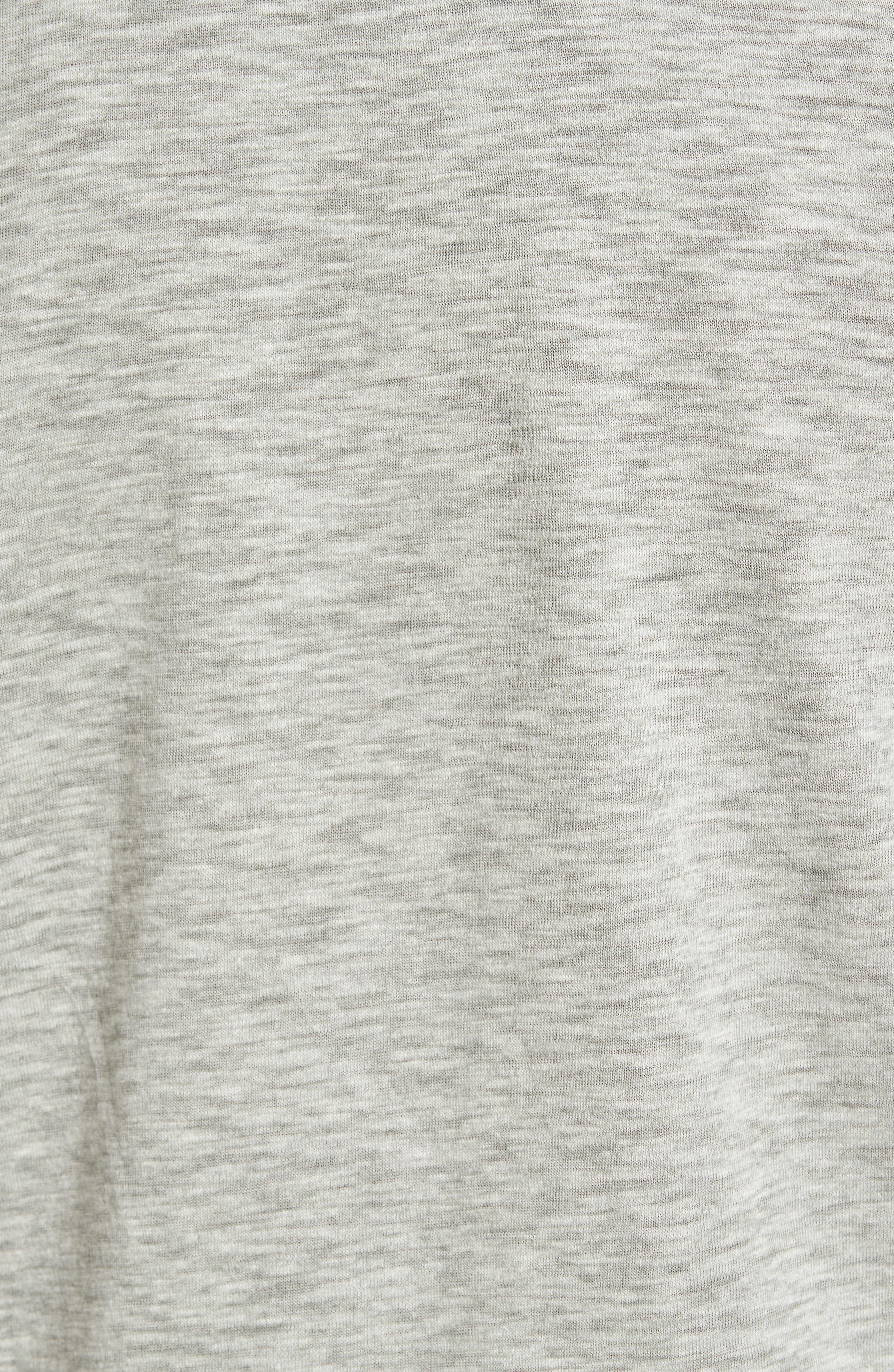 Alternate Image 5  - Tommy Bahama Sea Glass Reversible Quarter Zip Pullover
