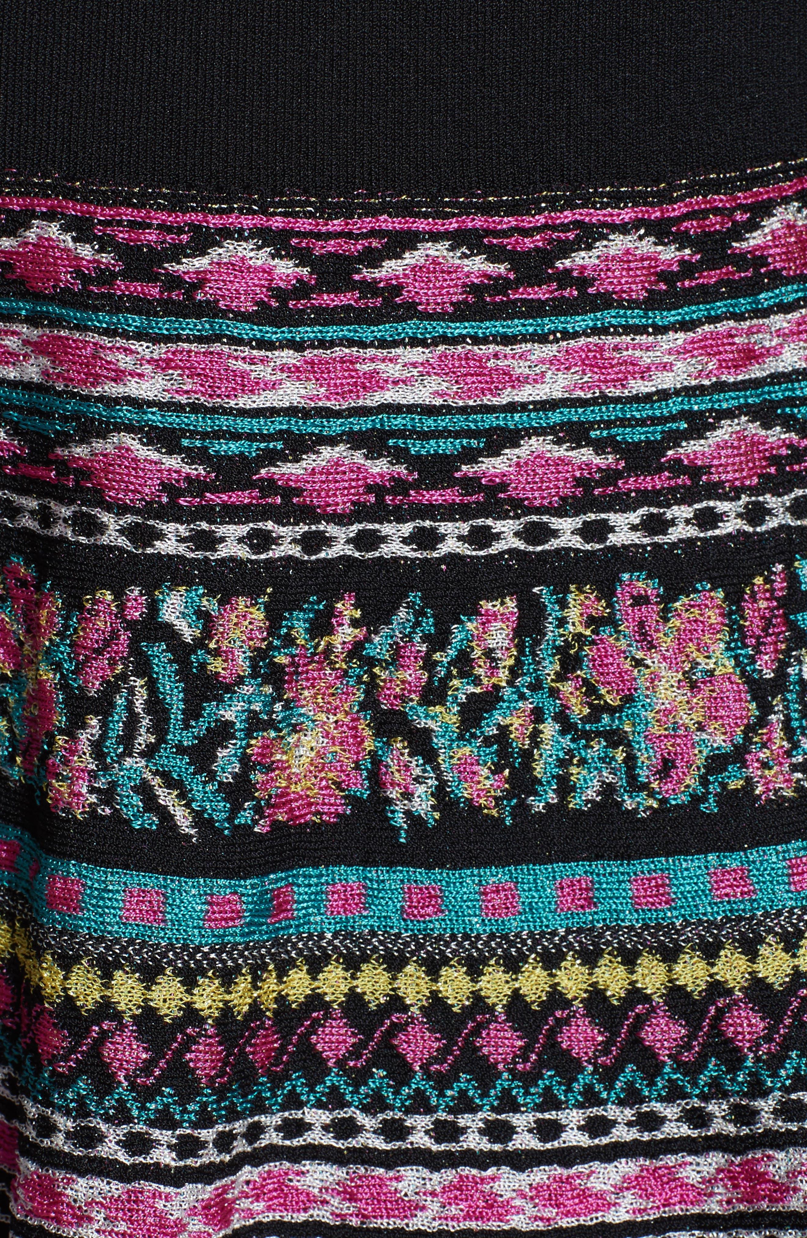 Alternate Image 3  - Etro Peplum Sweater