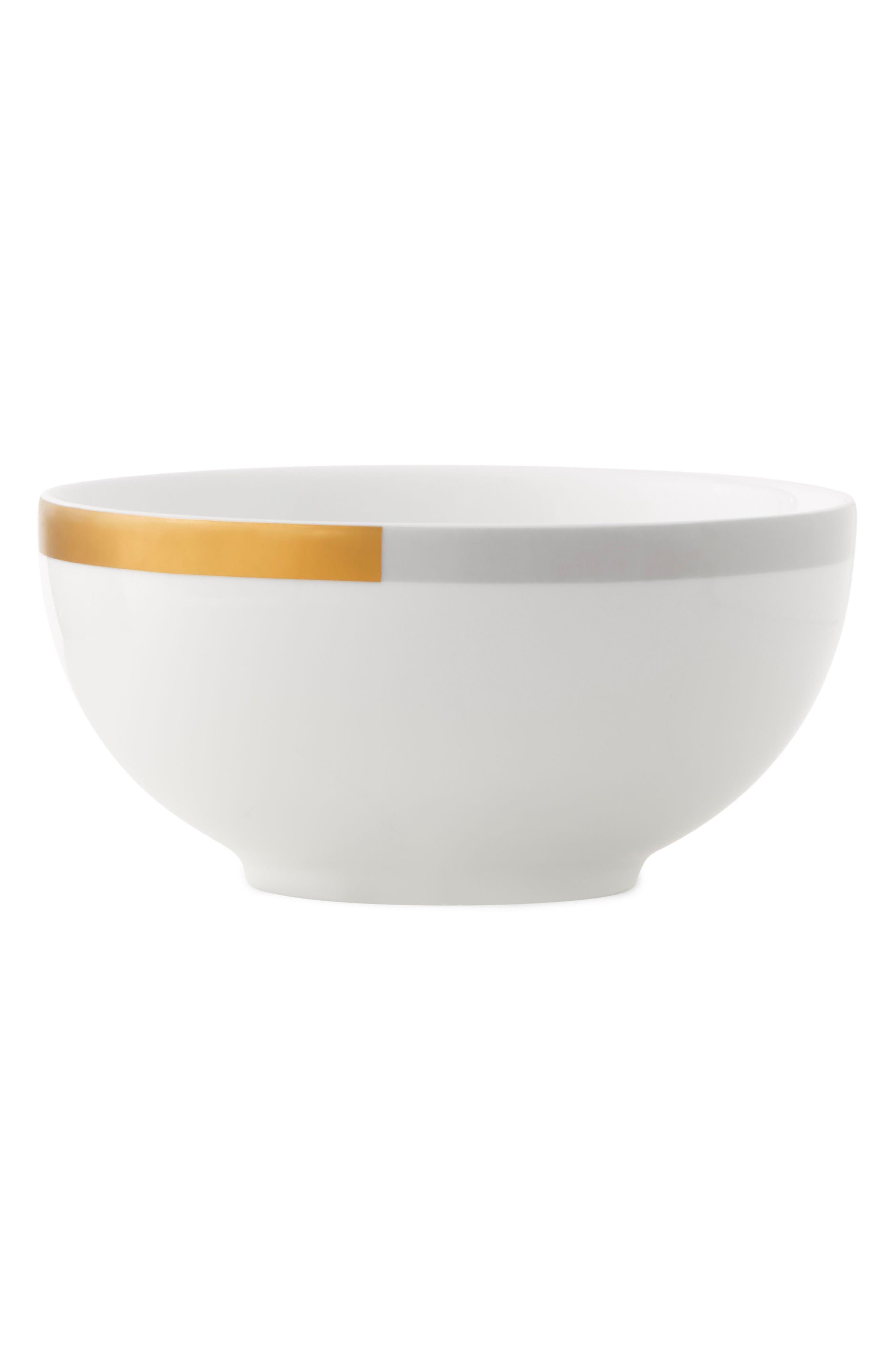 Vera Wang x Wedgwood Castillon Cereal Bowl
