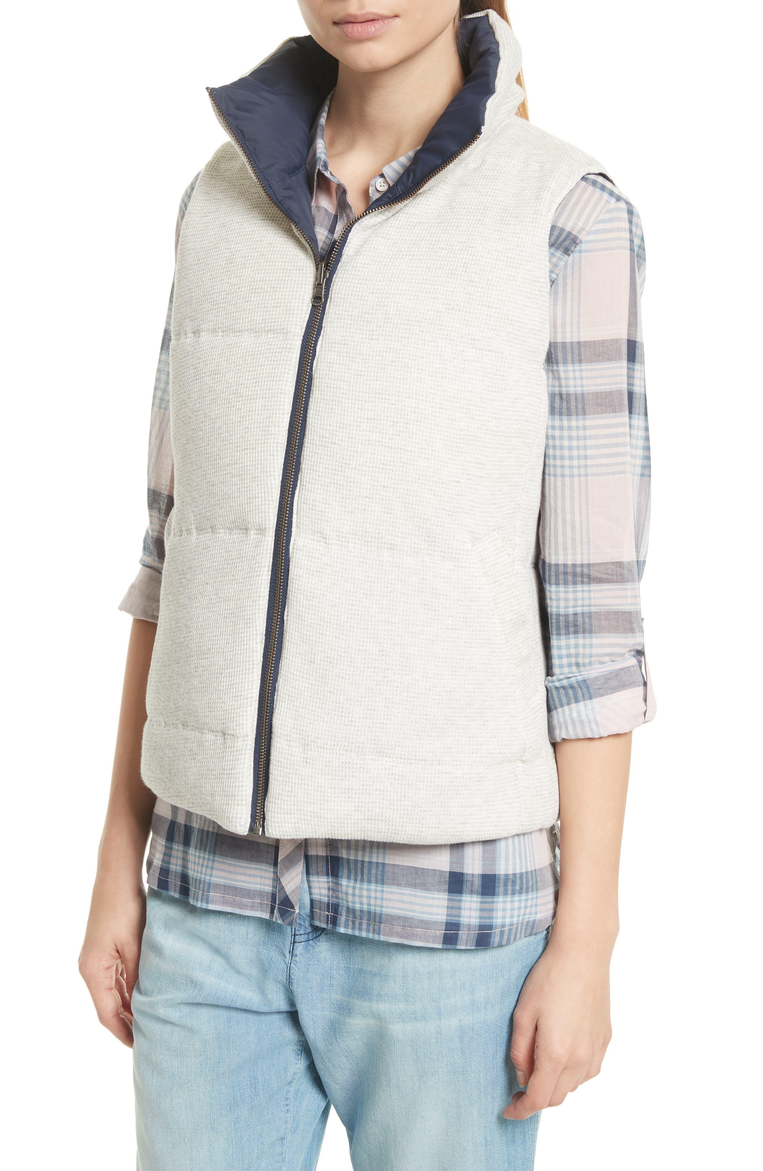 Alternate Image 4  - Soft Joie Hendrick Reversible Down Vest