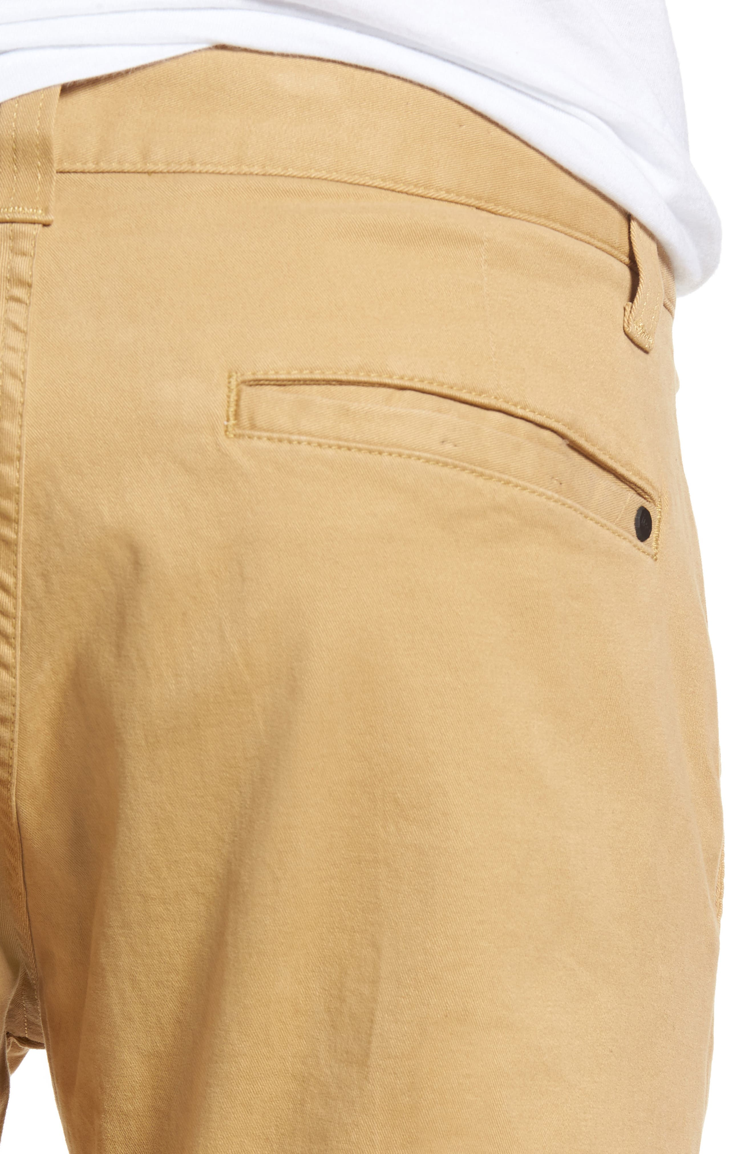 Alternate Image 4  - Imperial Motion Federal Cropped Chinos