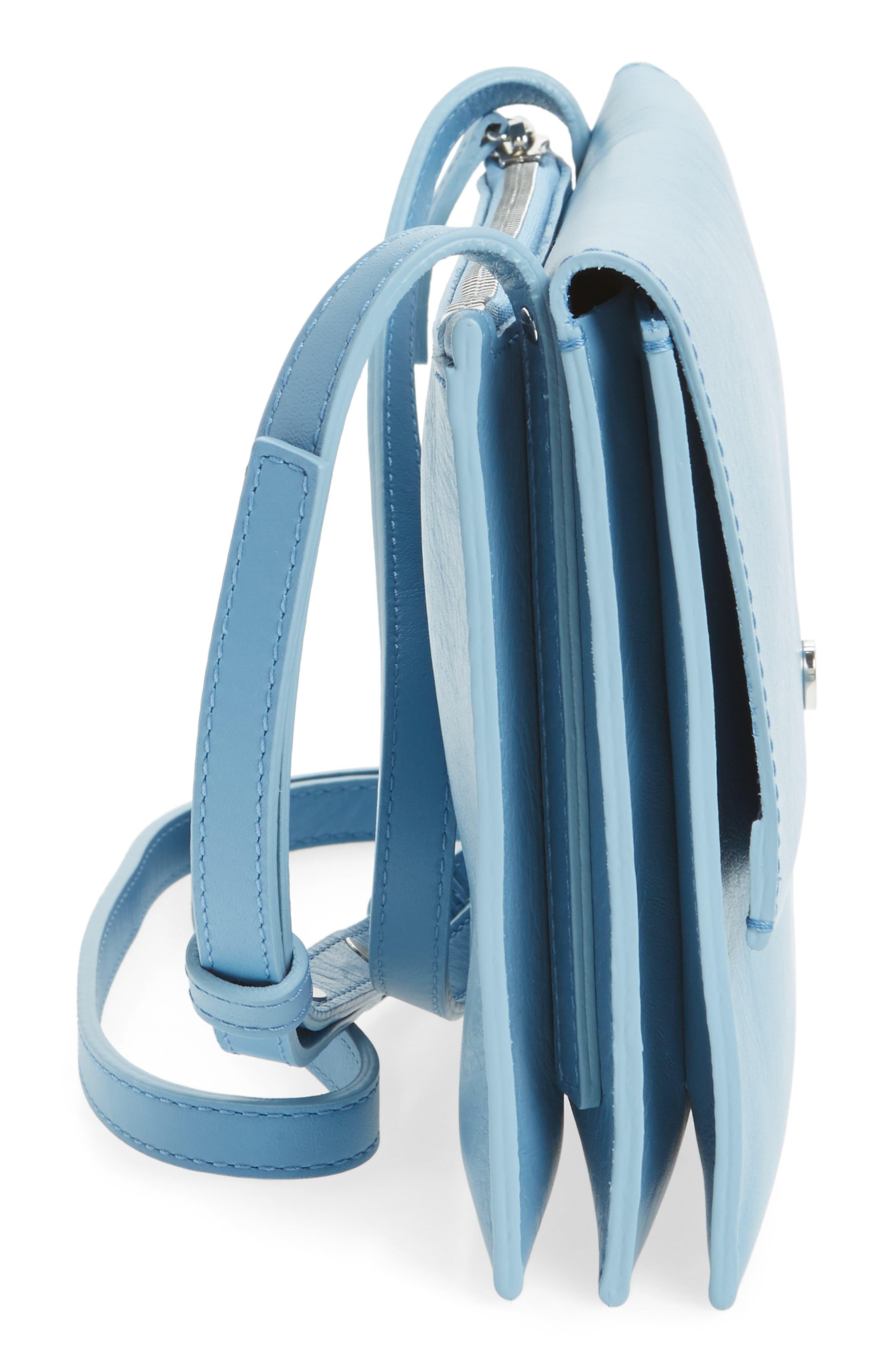 Alternate Image 5  - Shinola Crossbody Leather Bag