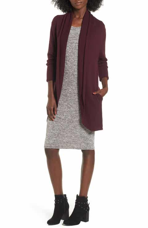 burgundy sweaters for women | Nordstrom