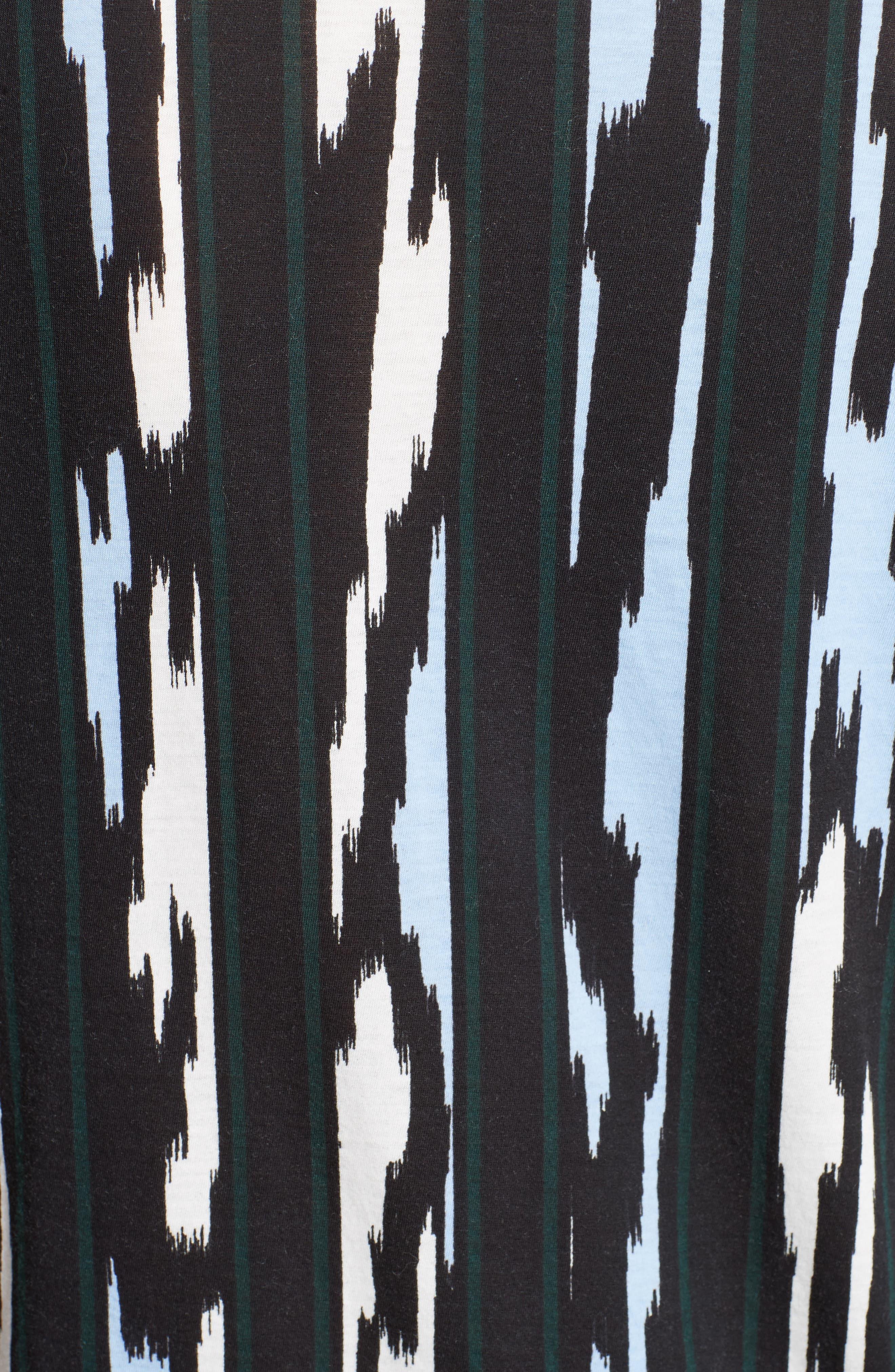 Alternate Image 3  - Proenza Schouler Print Jersey Tee