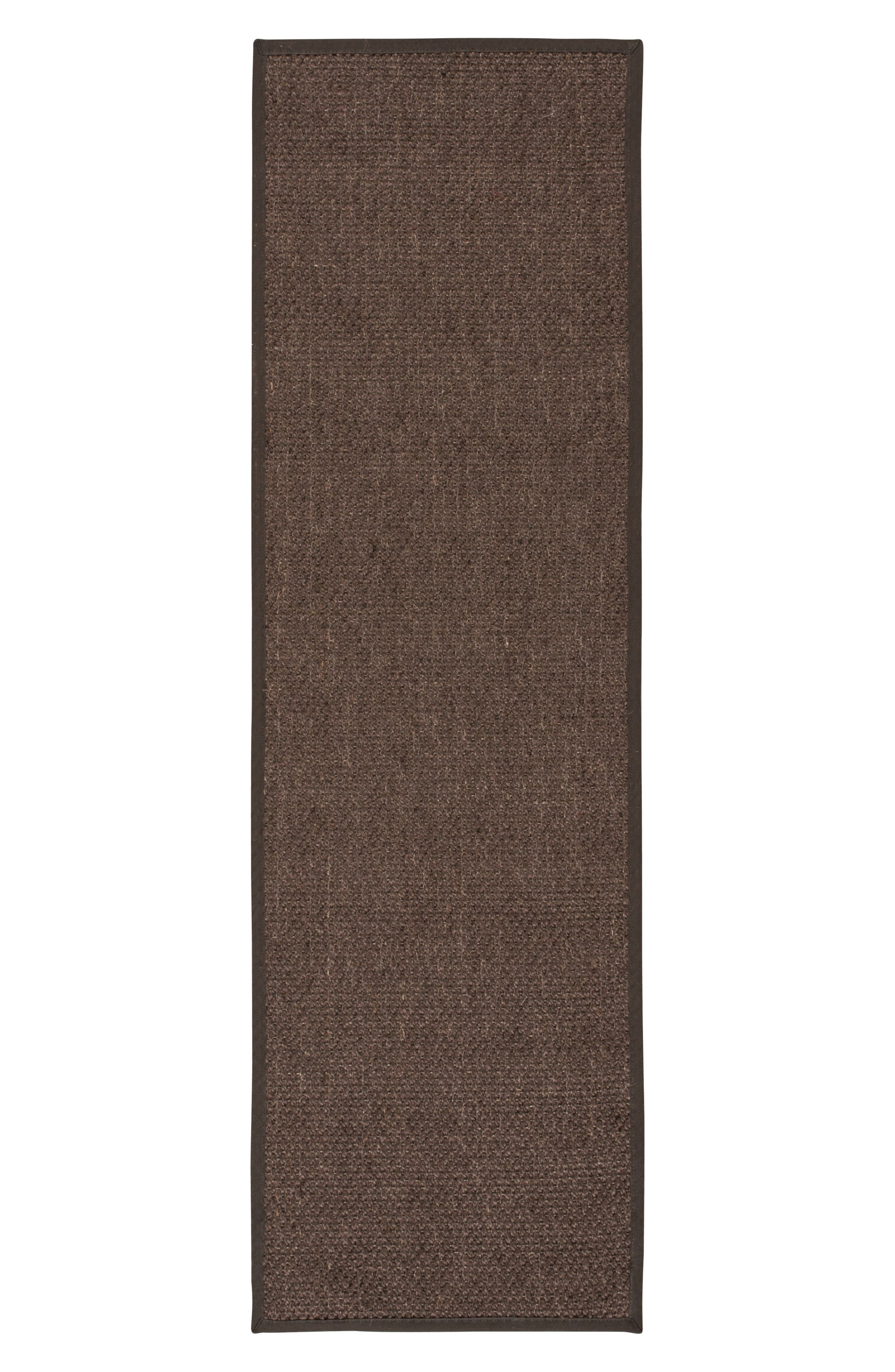 Kerala Java Sisal Area Rug,                             Alternate thumbnail 2, color,                             Charcoal