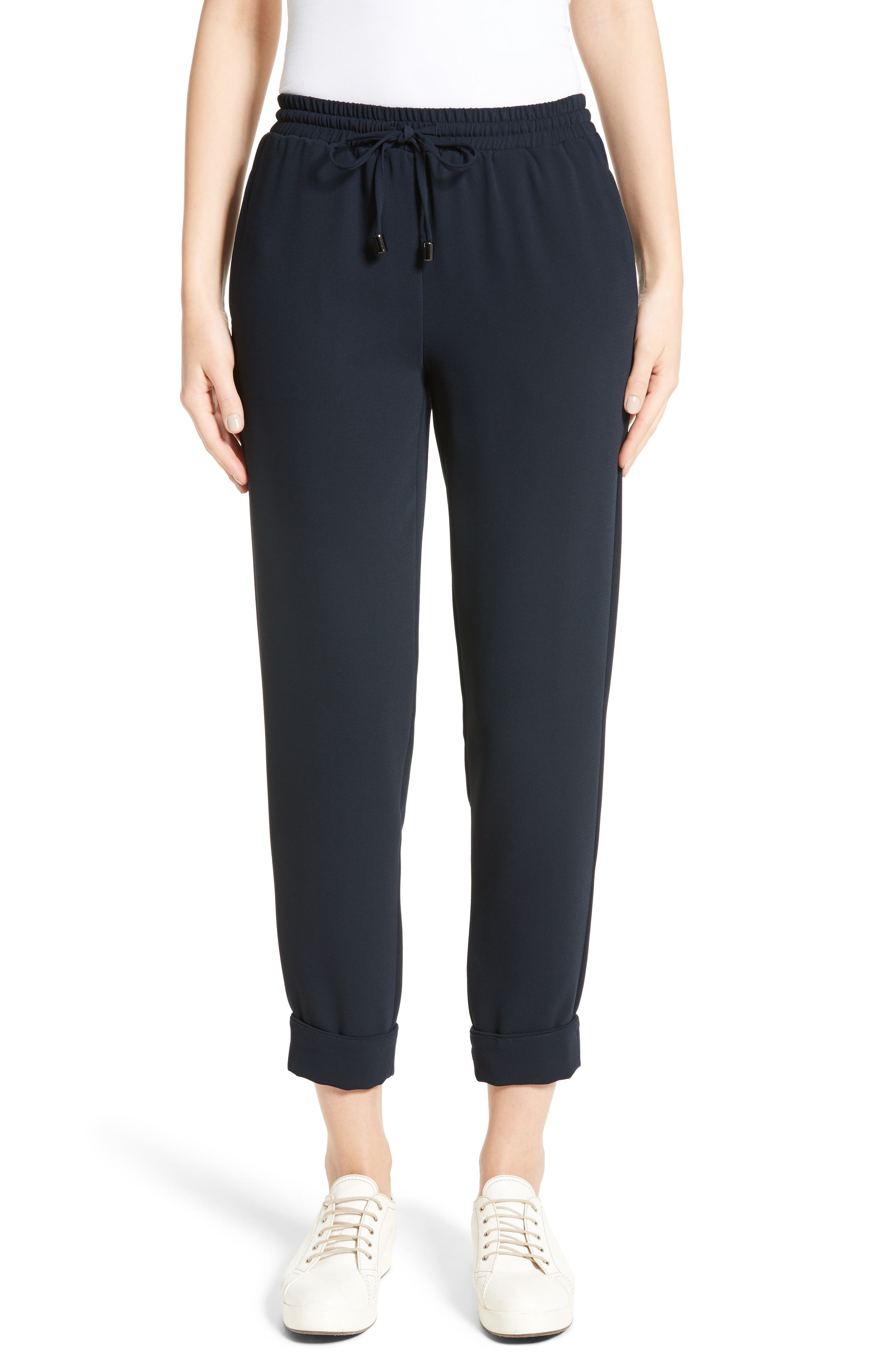 ARMANI COLLEZIONI Armani Jeans Tech Jogger Pants