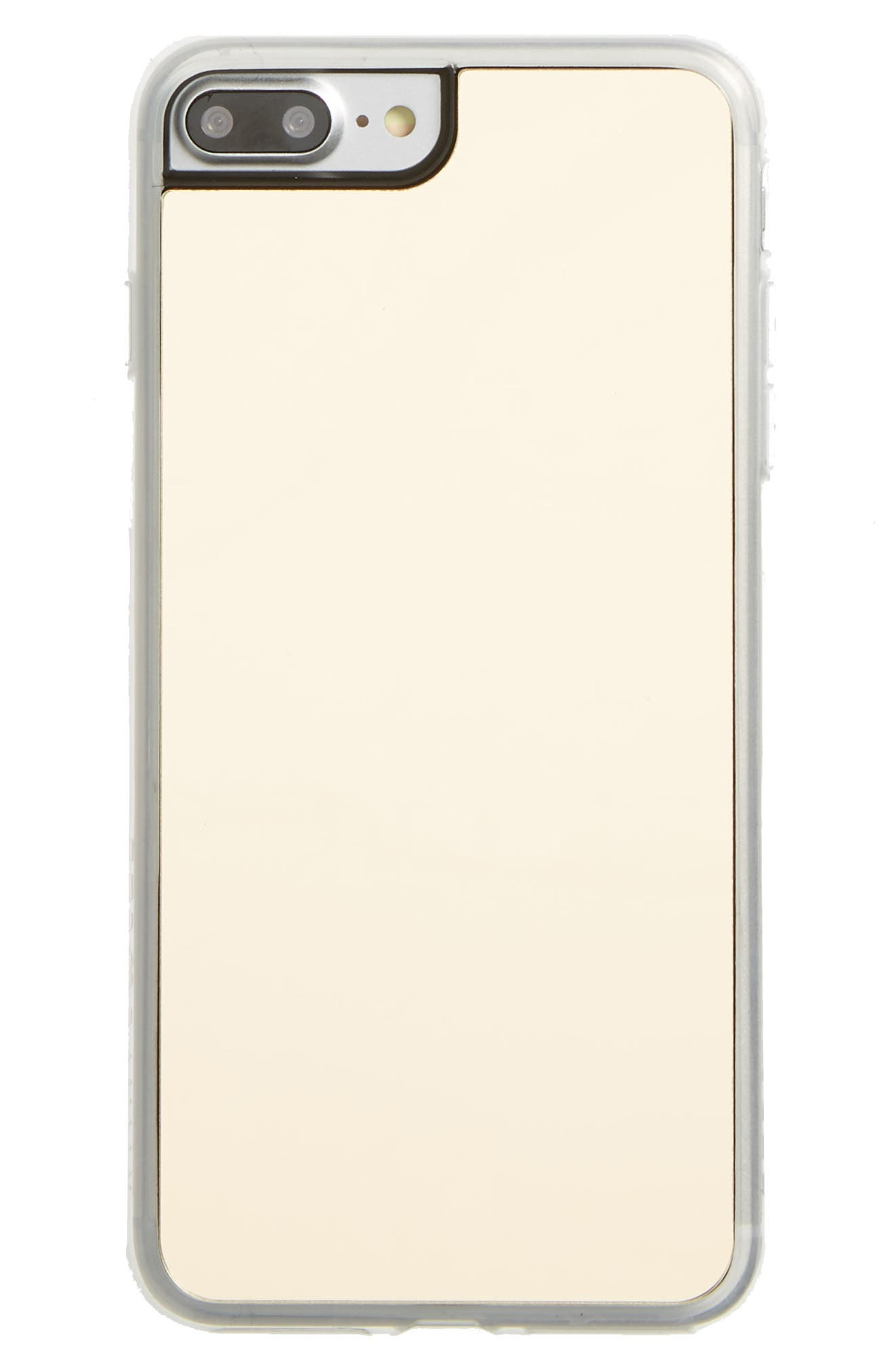 Zero Gravity Gold Mirror iPhone 7 & 7 Plus Case