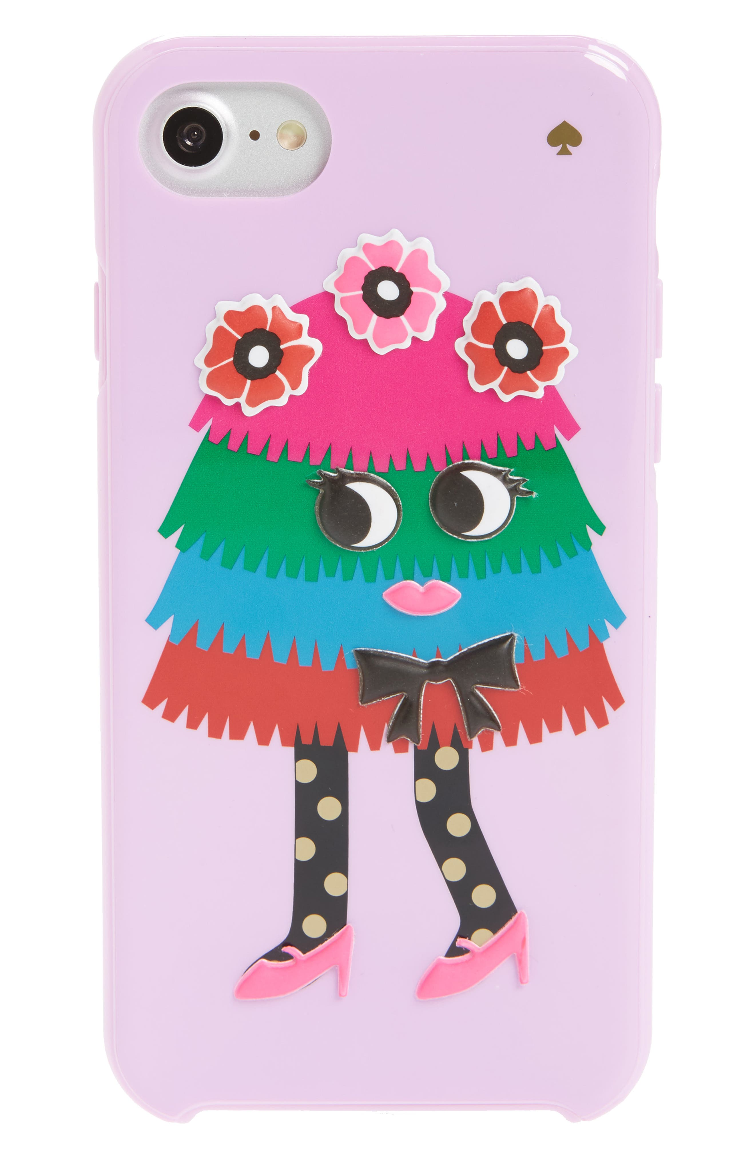 KATE SPADE NEW YORK make your own piñata iPhone 7 case