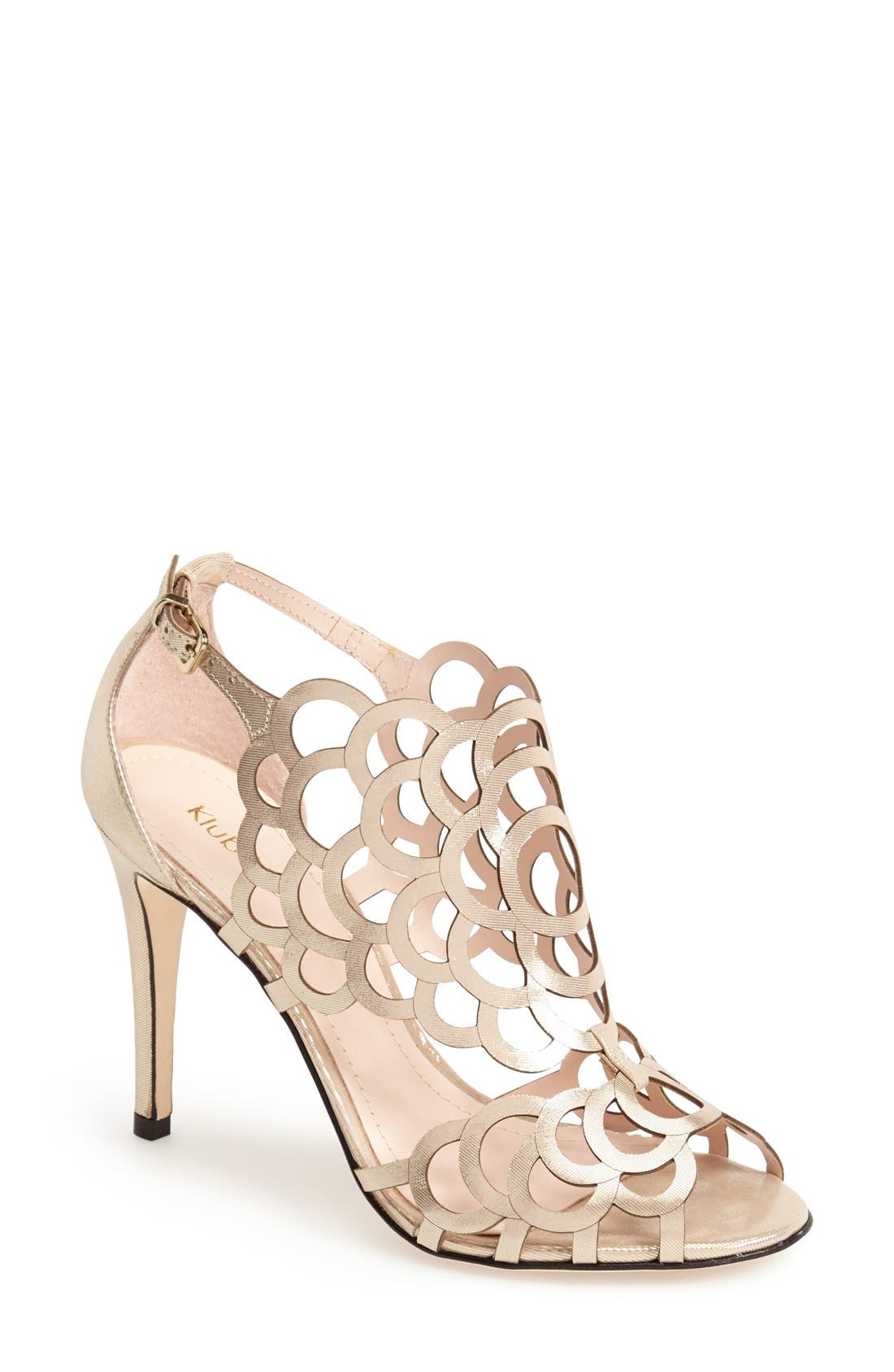 Klub Nico 'Millie' Cutout Sandal (Women)